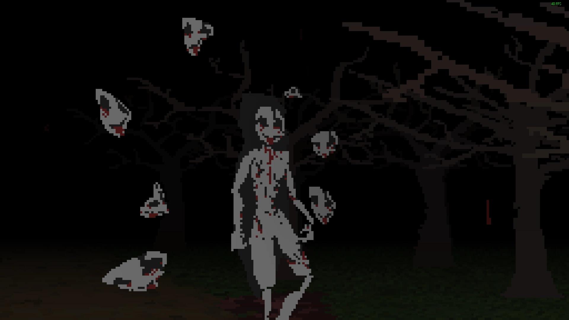 IMSCARED:A Pixelated Nightmare