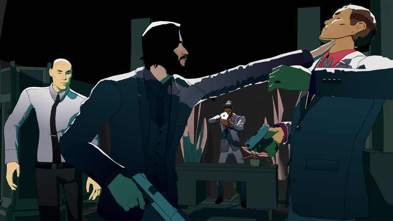 Always thought John Wick would make a cool game? Well it's happening