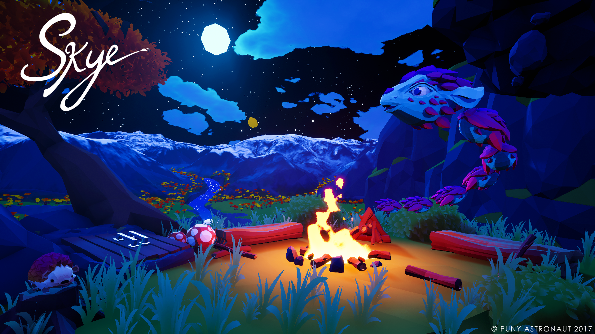 Meet Puny Astronaut, Devs At The Forefront of Scotland's Indie Scene