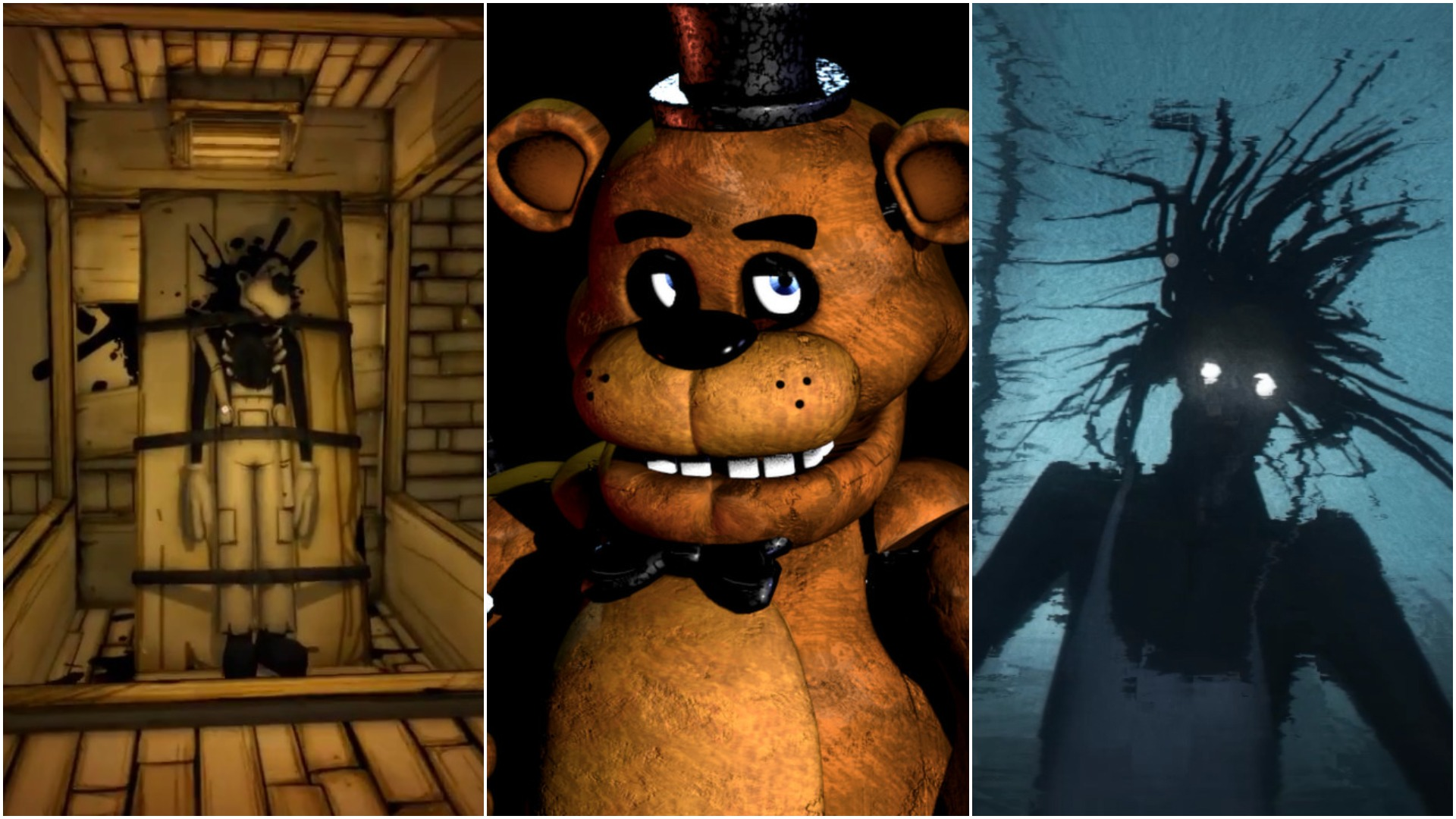 Top 7 Creepiest Indie Games