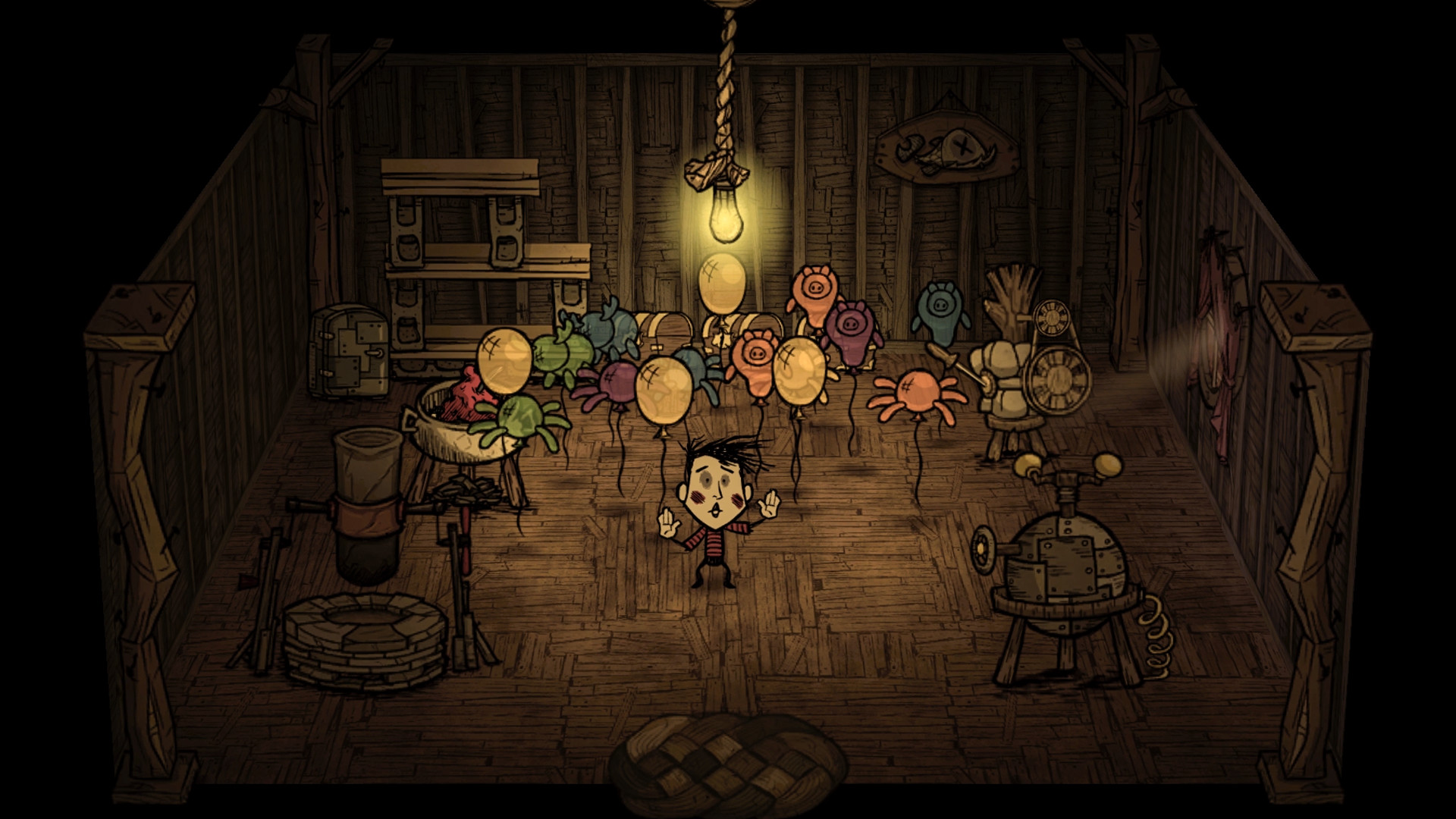 Loved Don't Starve? Now there's more to love with new DLC