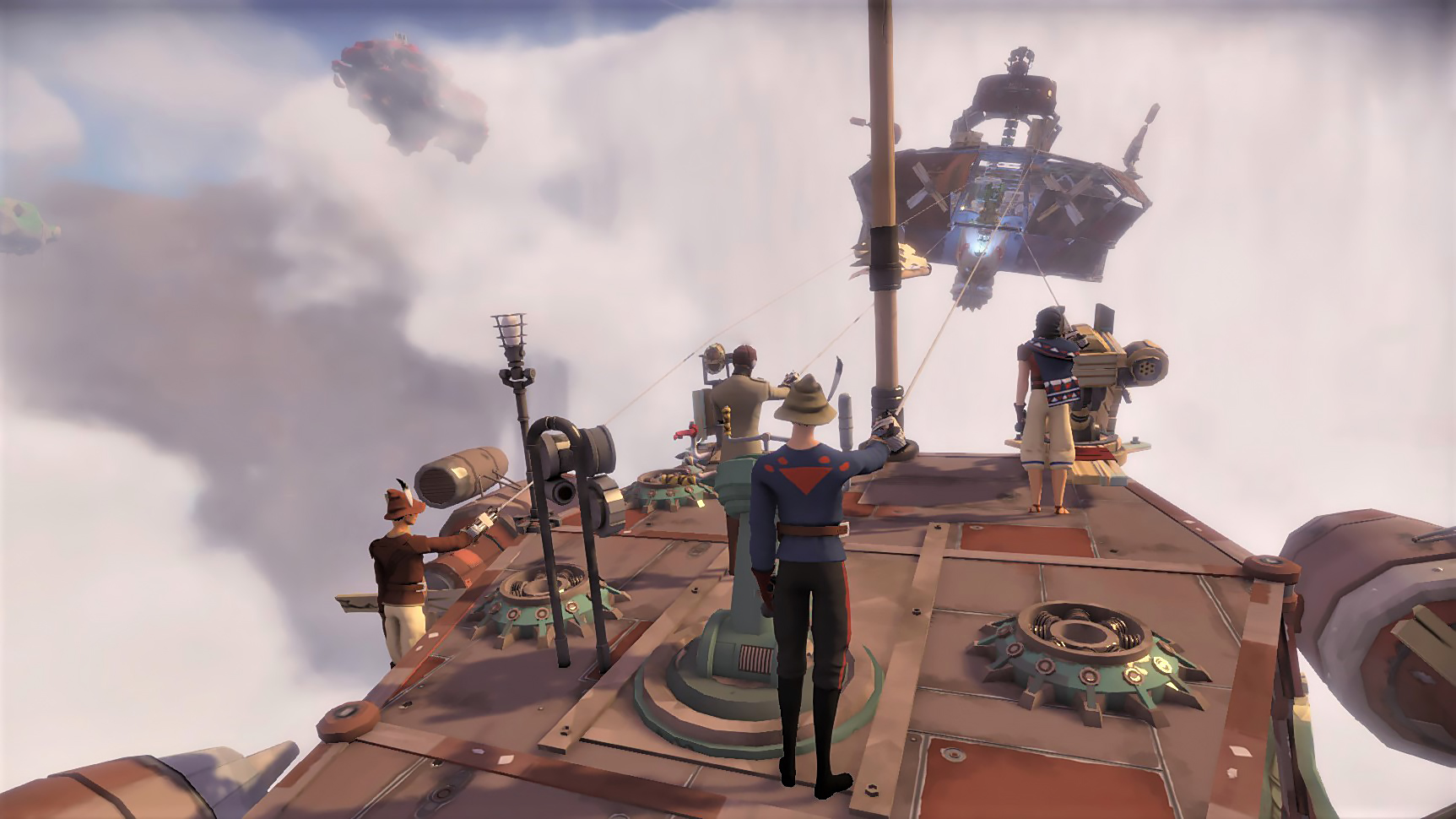 Worlds Adrift closes shop, here's why