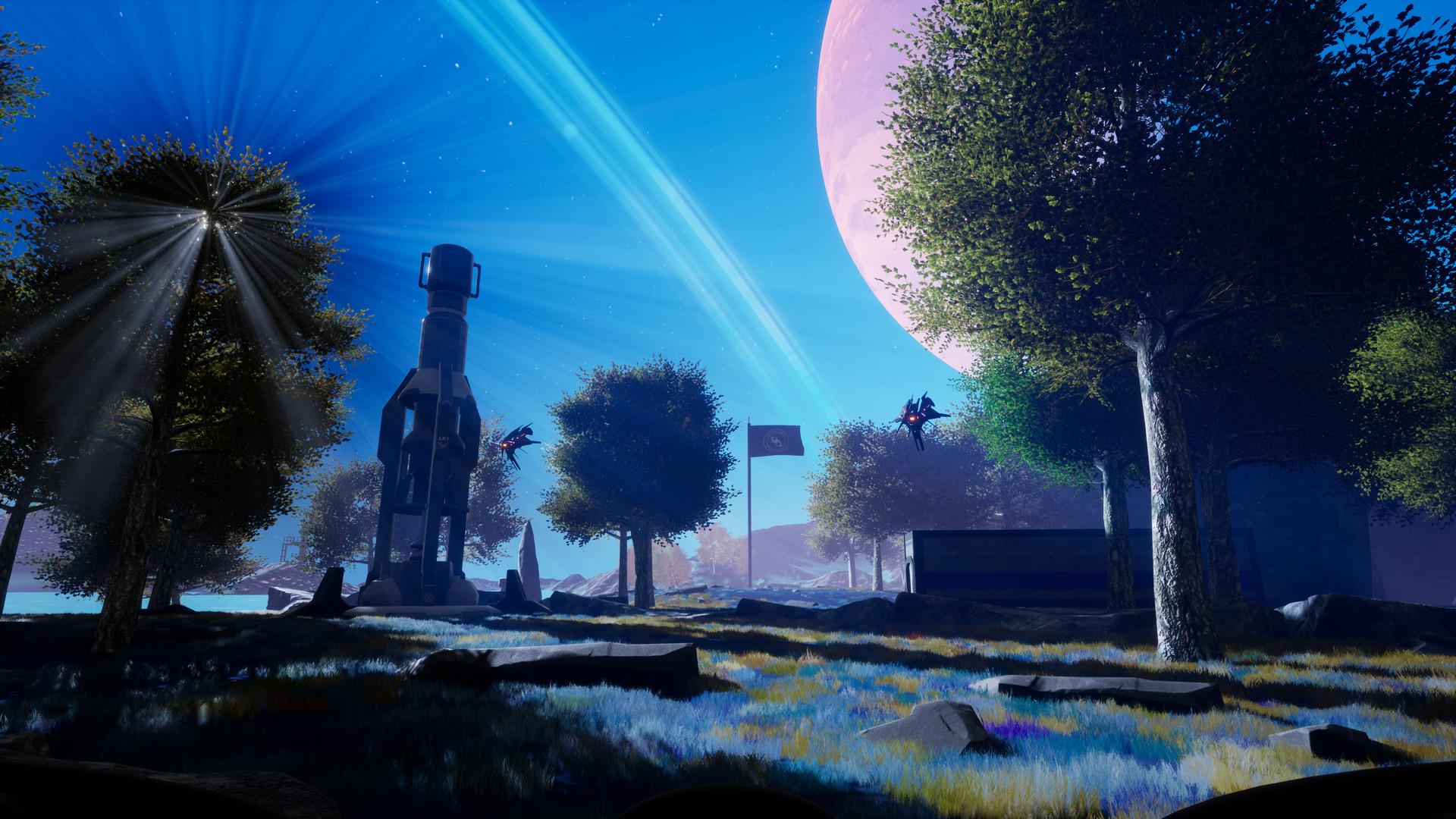 Within the Cosmos evokes No Man's Sky levels of ambition