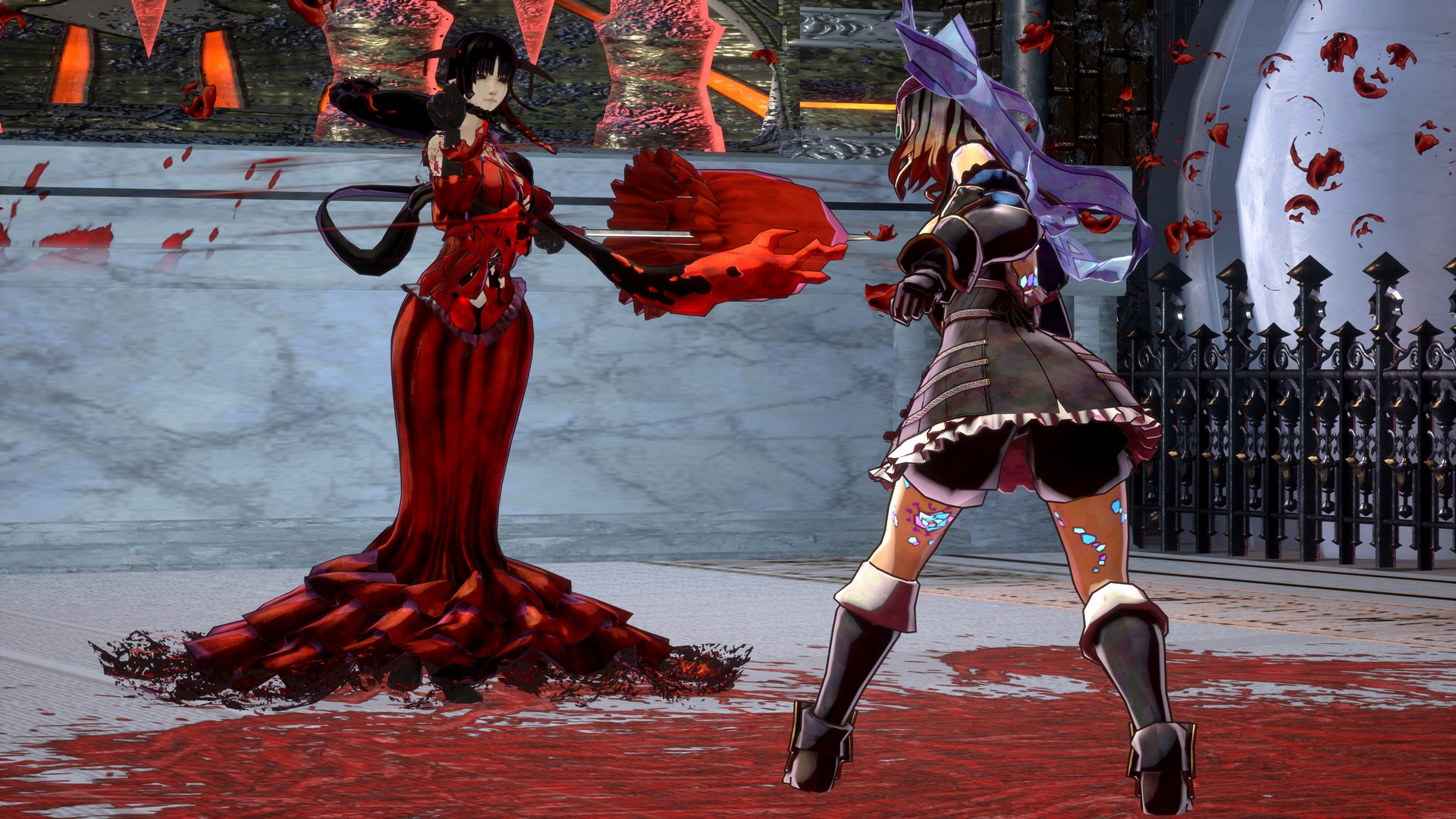 Bloodstained Ritual Of The Night Review The Indie Game Website