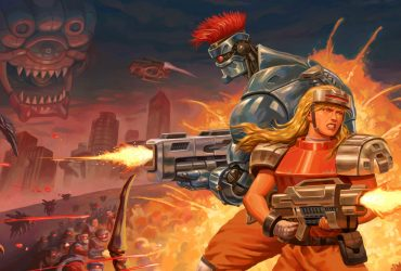 Blazing Chrome review