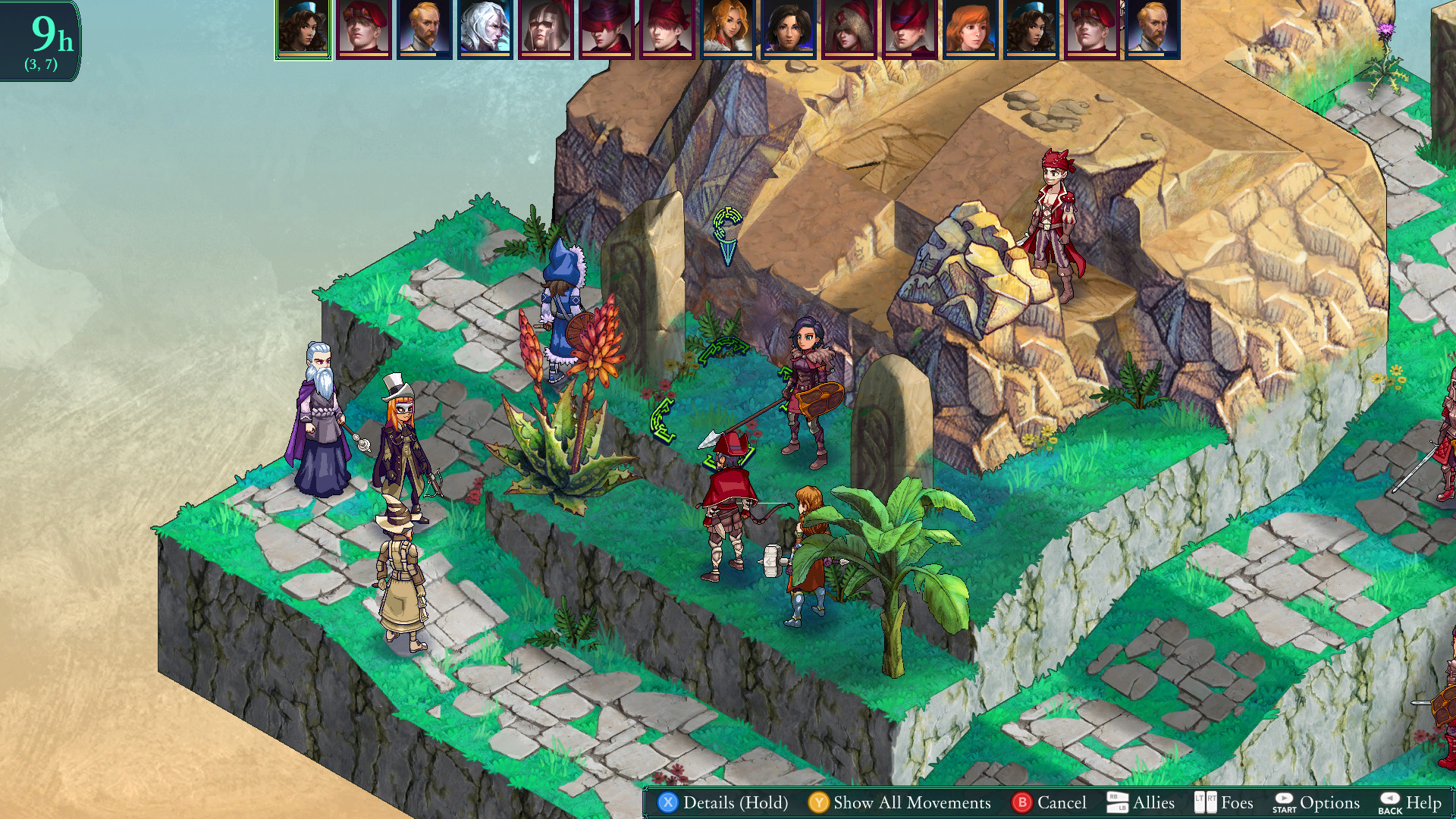 Top 7 Indie Tactical Role-Playing Games   The Indie Game Website