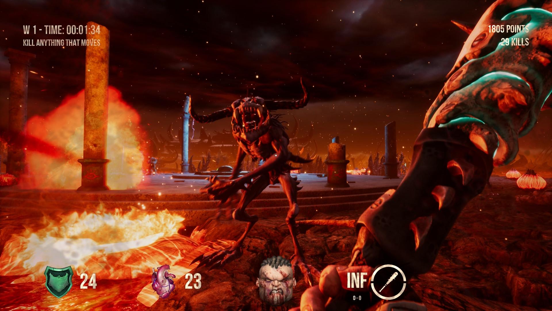 Top 7 Indie Games Inspired By Doom