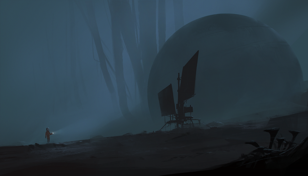 Is this our first real look at Limbo devs new game?