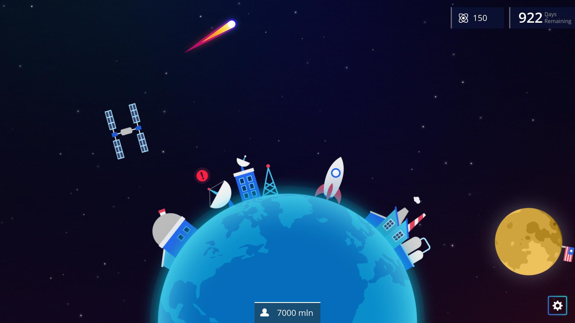 Things go a bit Interstellar in survival sim 1000 days to escape