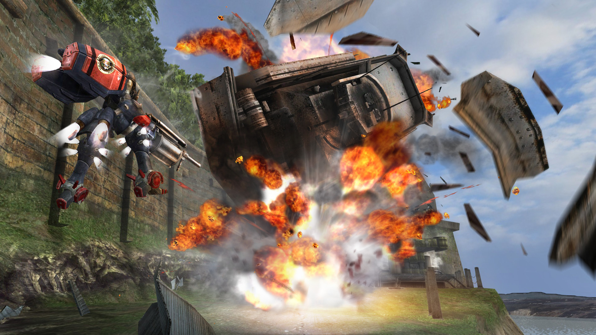 Metal Wolf Chaos XD Review | The Indie Game Website