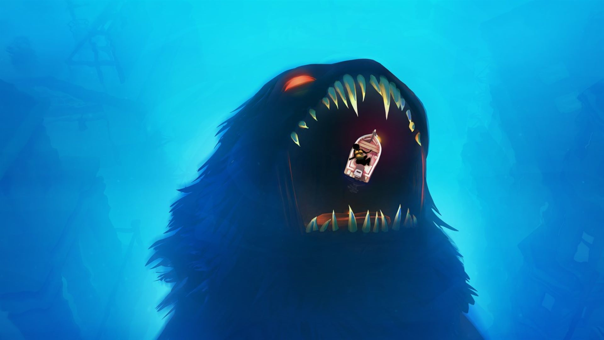 Sea of Solitude's Ever-Present Monster is the Perfect Metaphor for Loneliness