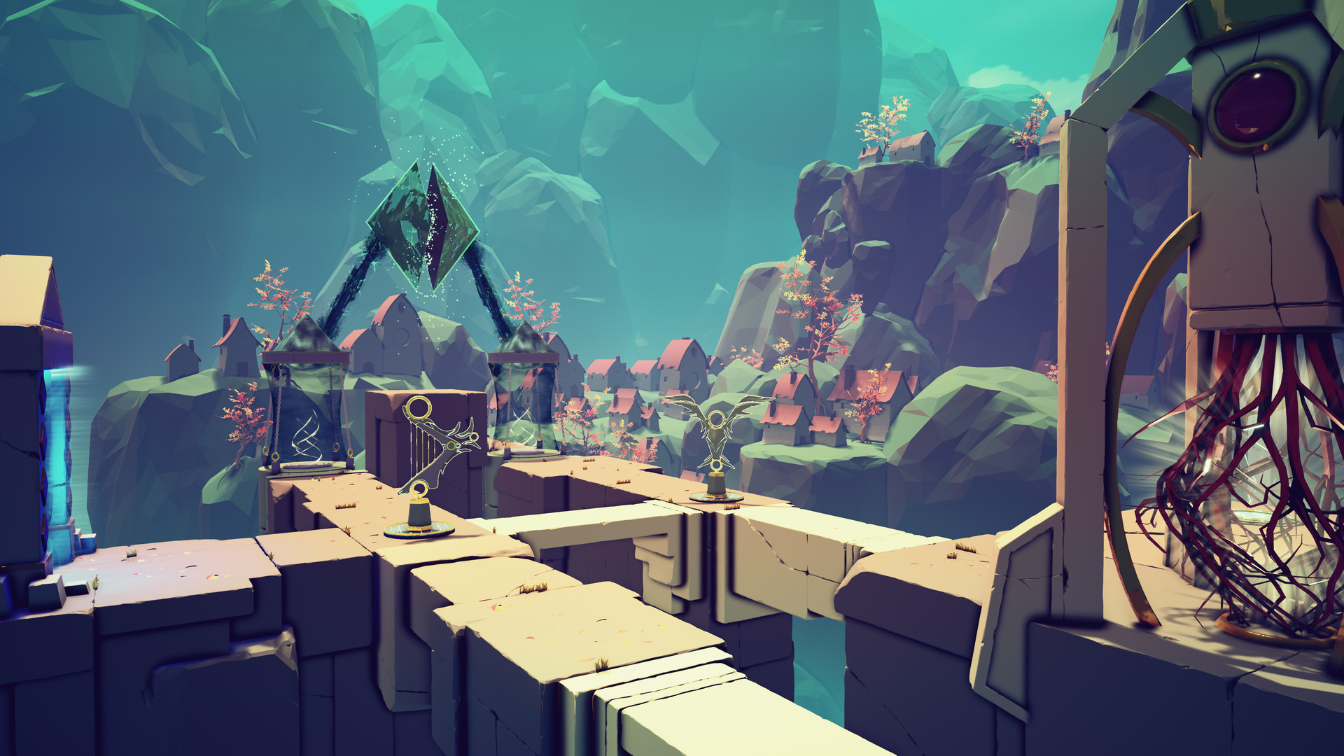 The Sojourn takes puzzle gaming to an ethereal realm