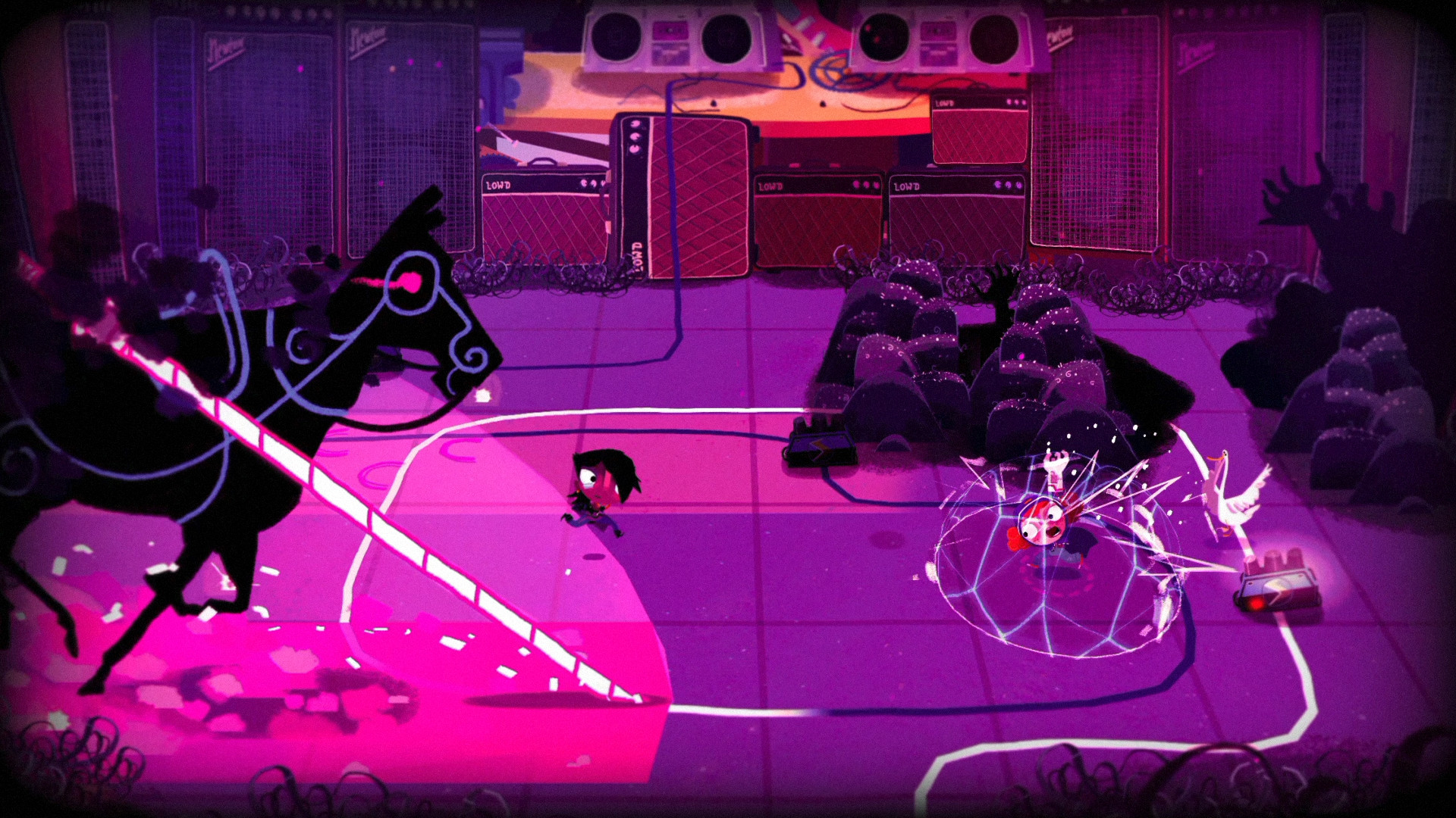 Knights And Bikes brings the Goonies magic to hand-drawn adventure tale