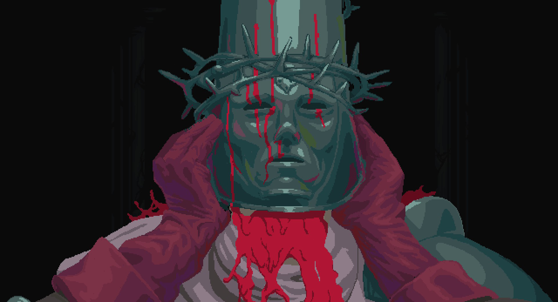 Catch the Blasphemous demo while you still can