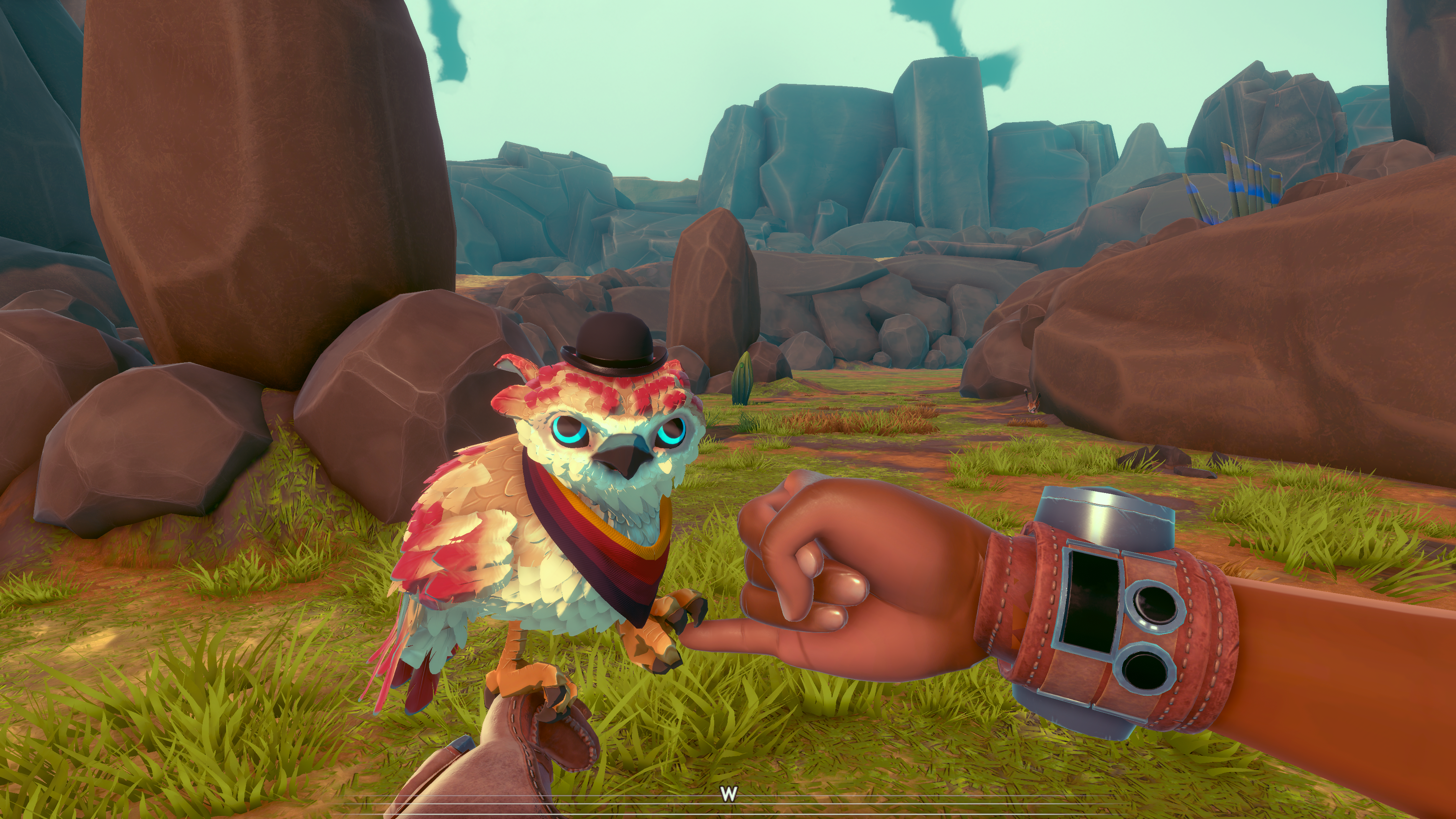 Falcon Age shows off everything that can be achieved with VR