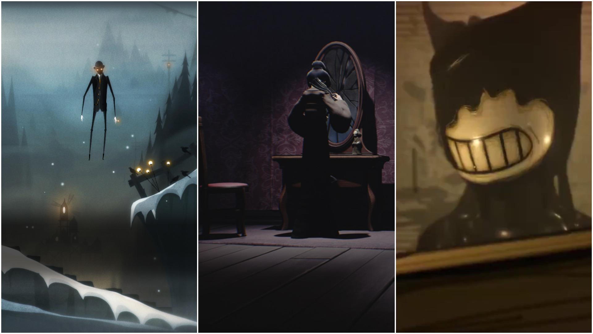 7 Creepiest Indie Game Villains