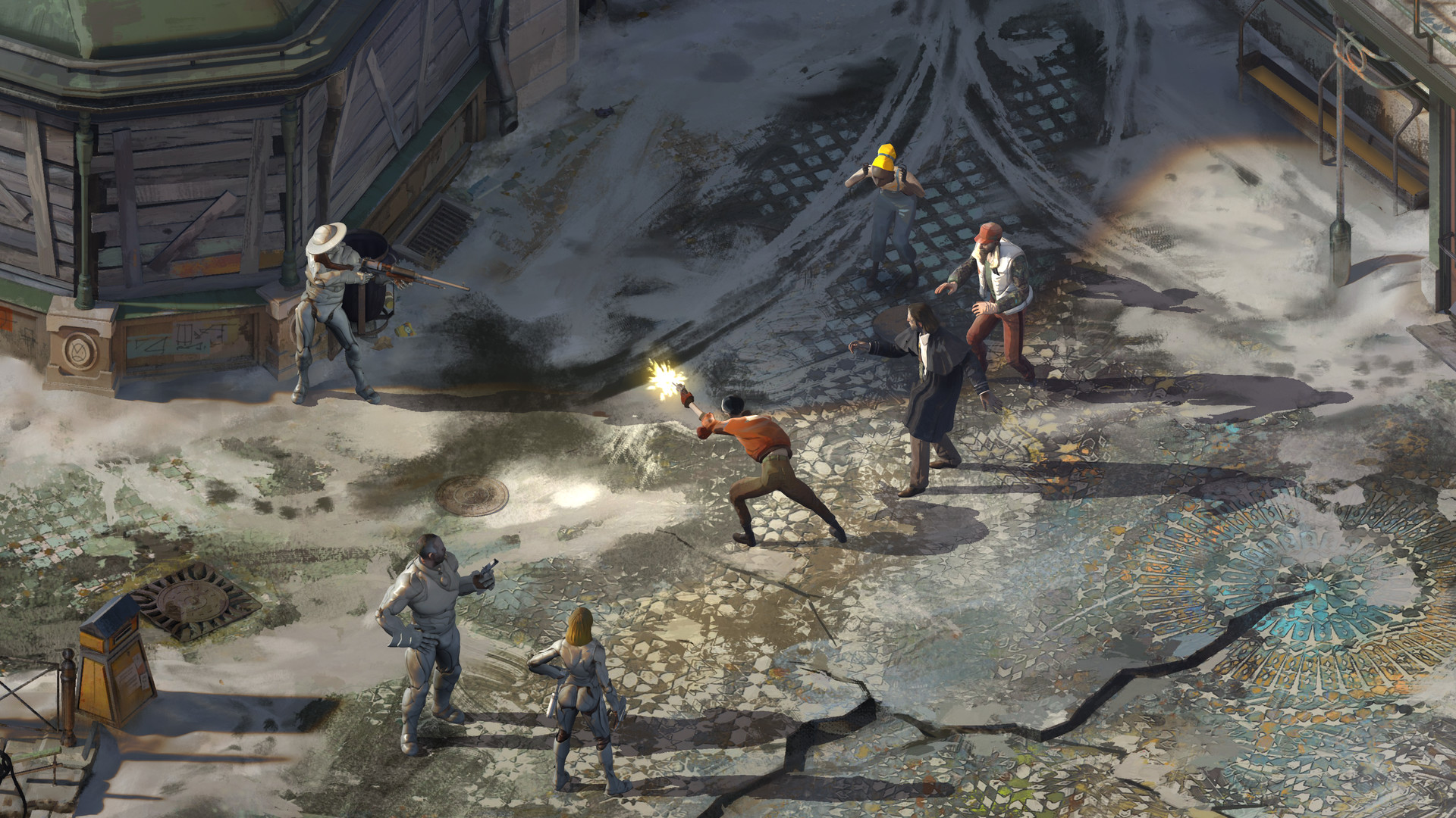 Hotly Anticipated RPG Disco Elysium finally gets a release date