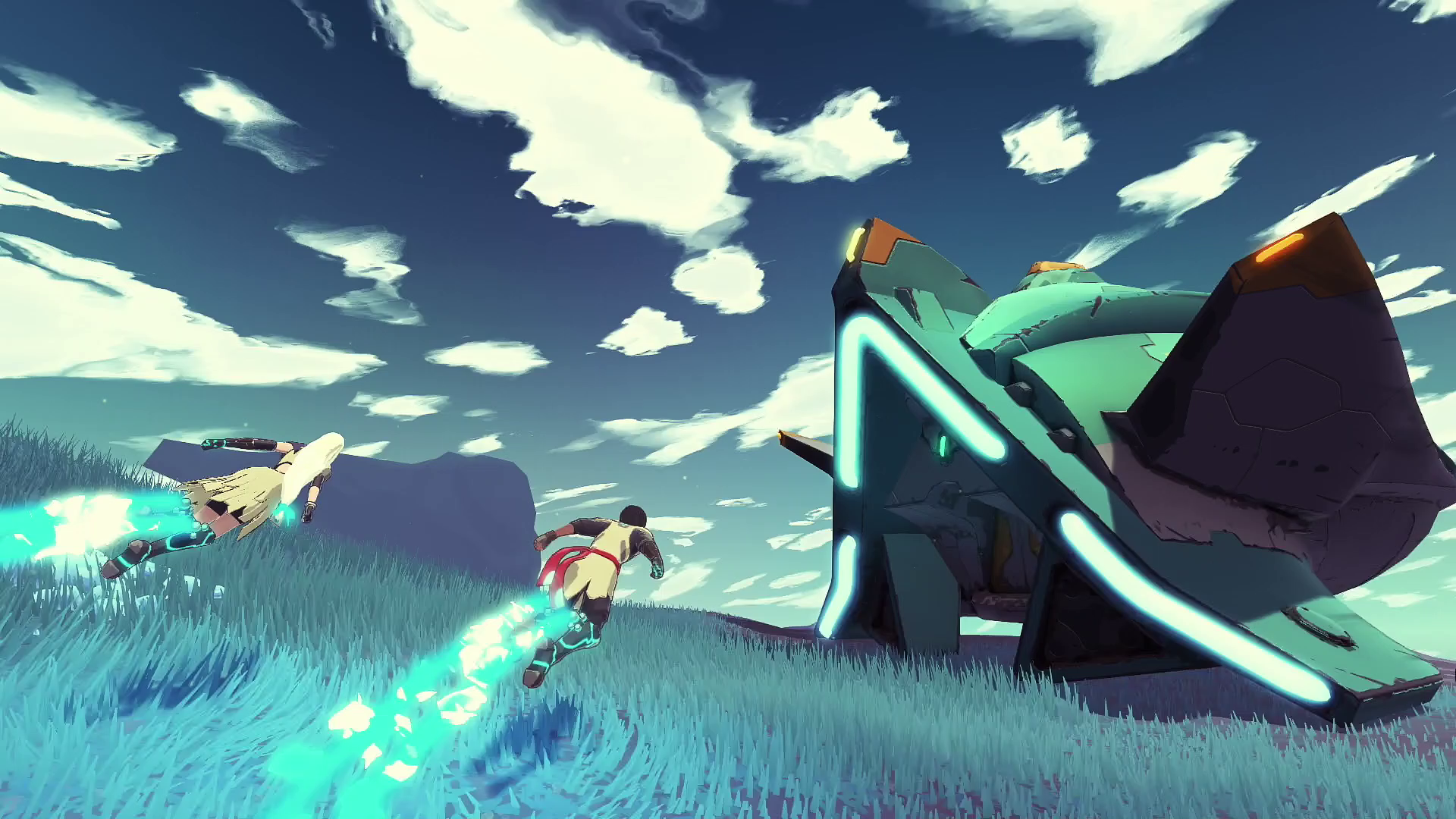 Survive A Strange New Planet in Haven, From the Makers of Furi – Preview