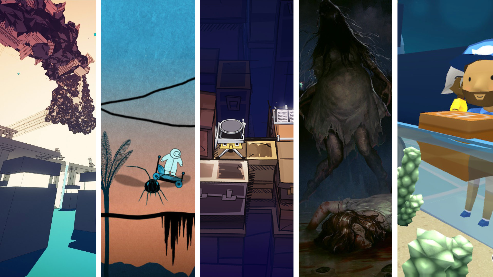 Review Roundup: Manifold Garden, Kine, Yuri & More!