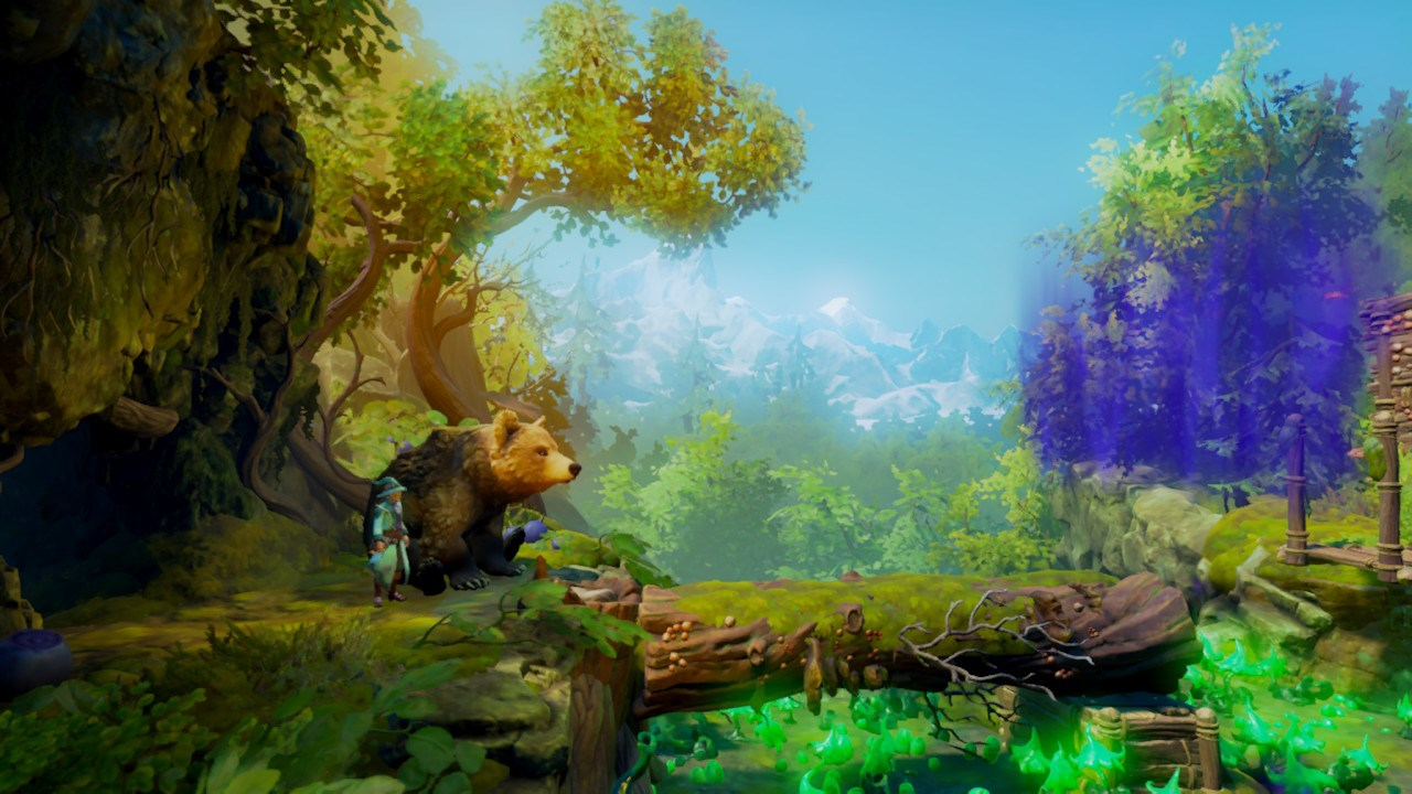 Trine 4 Switch review