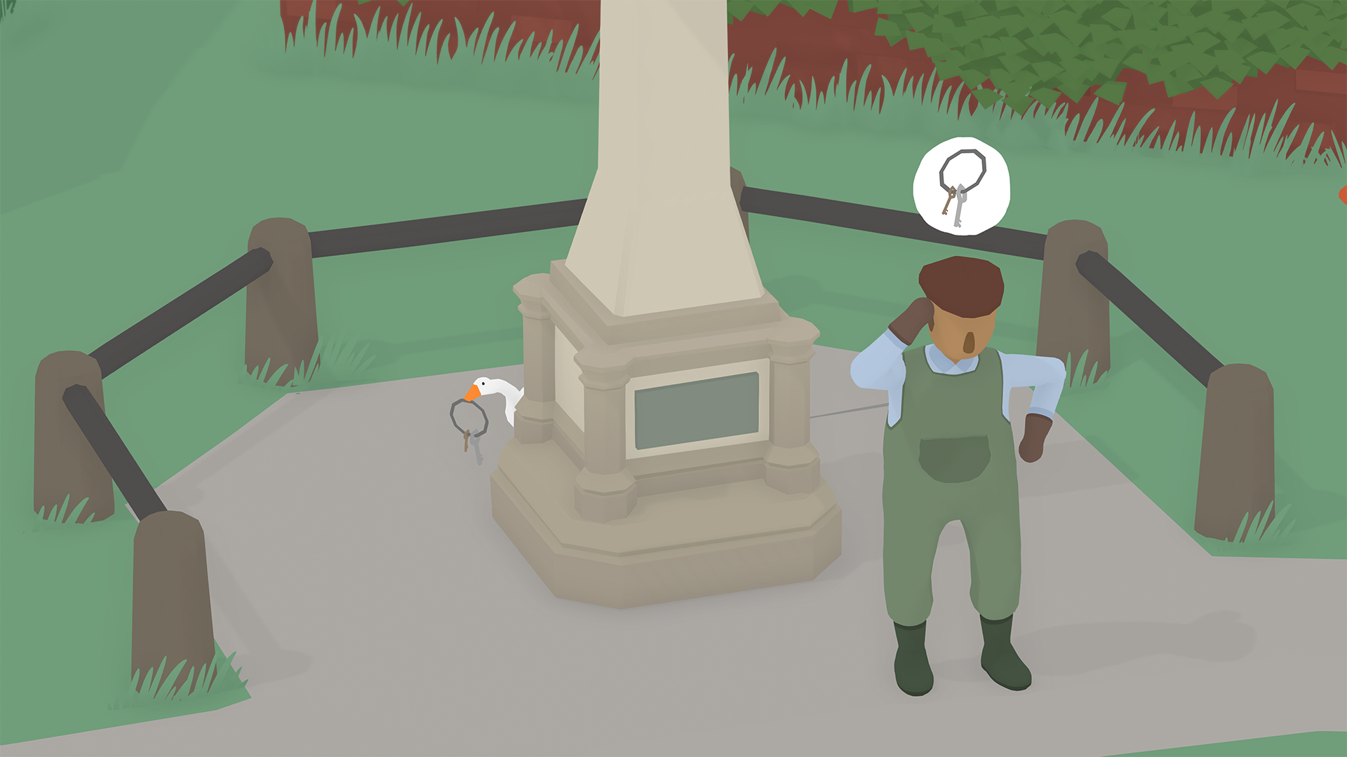Is Untitled Goose Game the best game of the year?