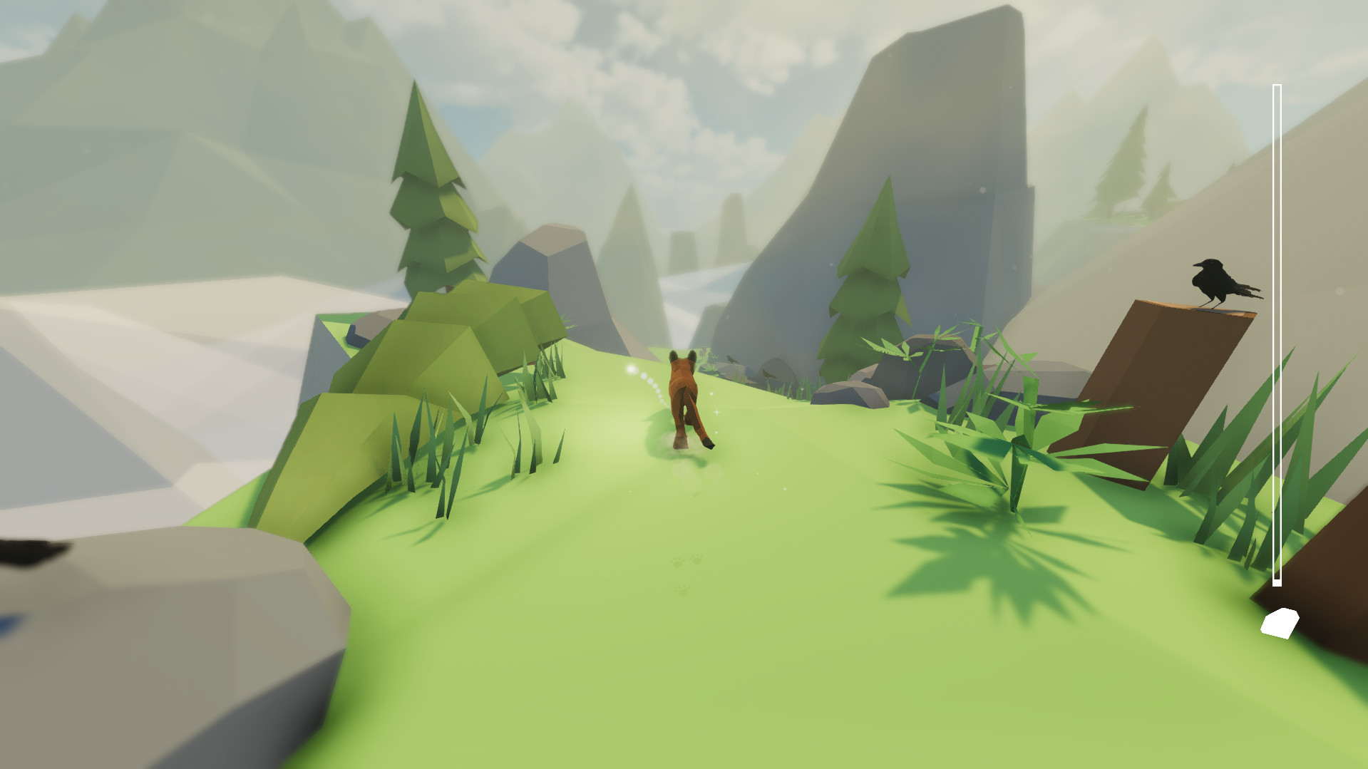 The Long Return is like The Witness but cuter and nicer