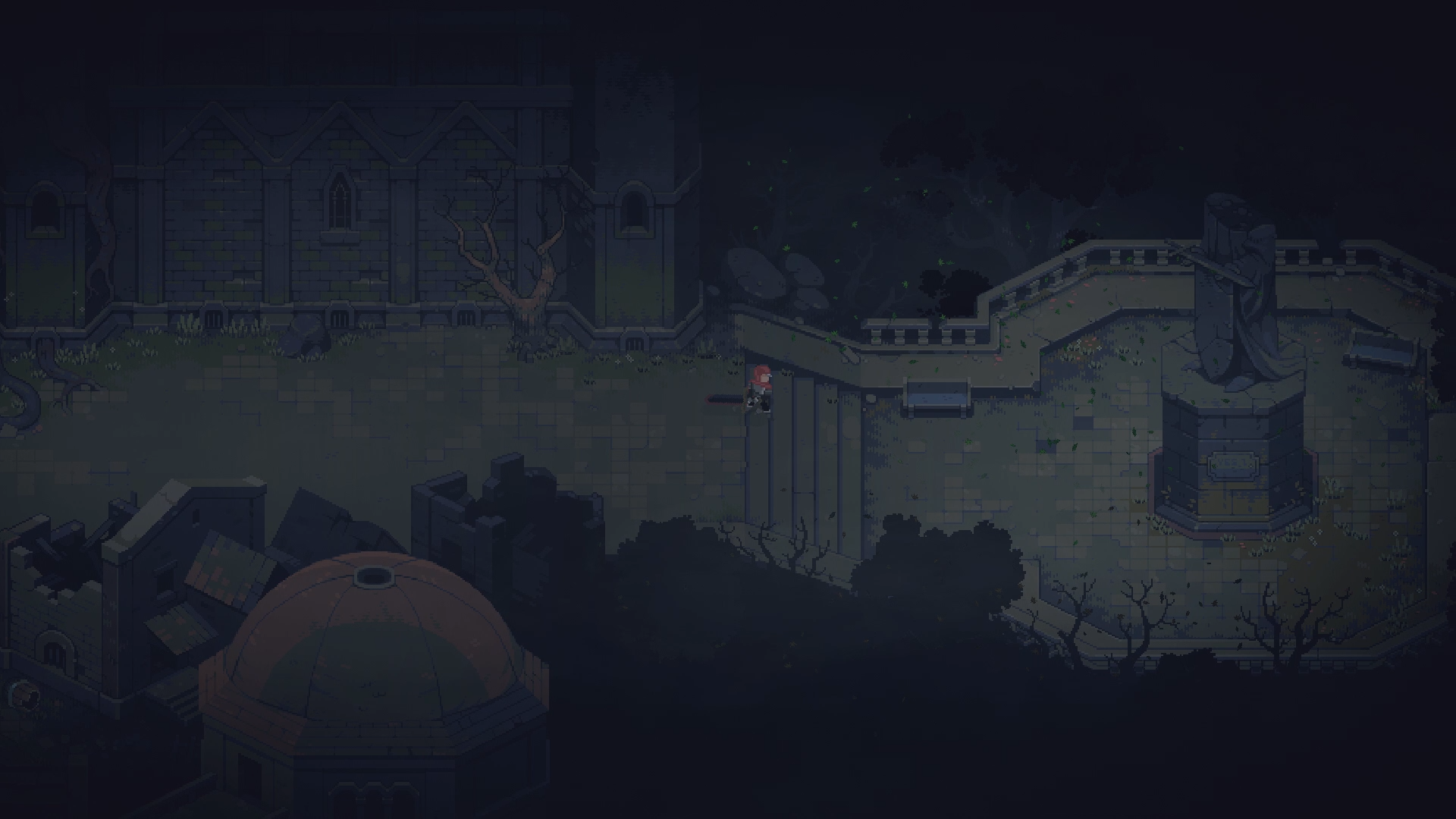 Eldest Souls Is A Pixel Art Souls Like That Will Fill You With