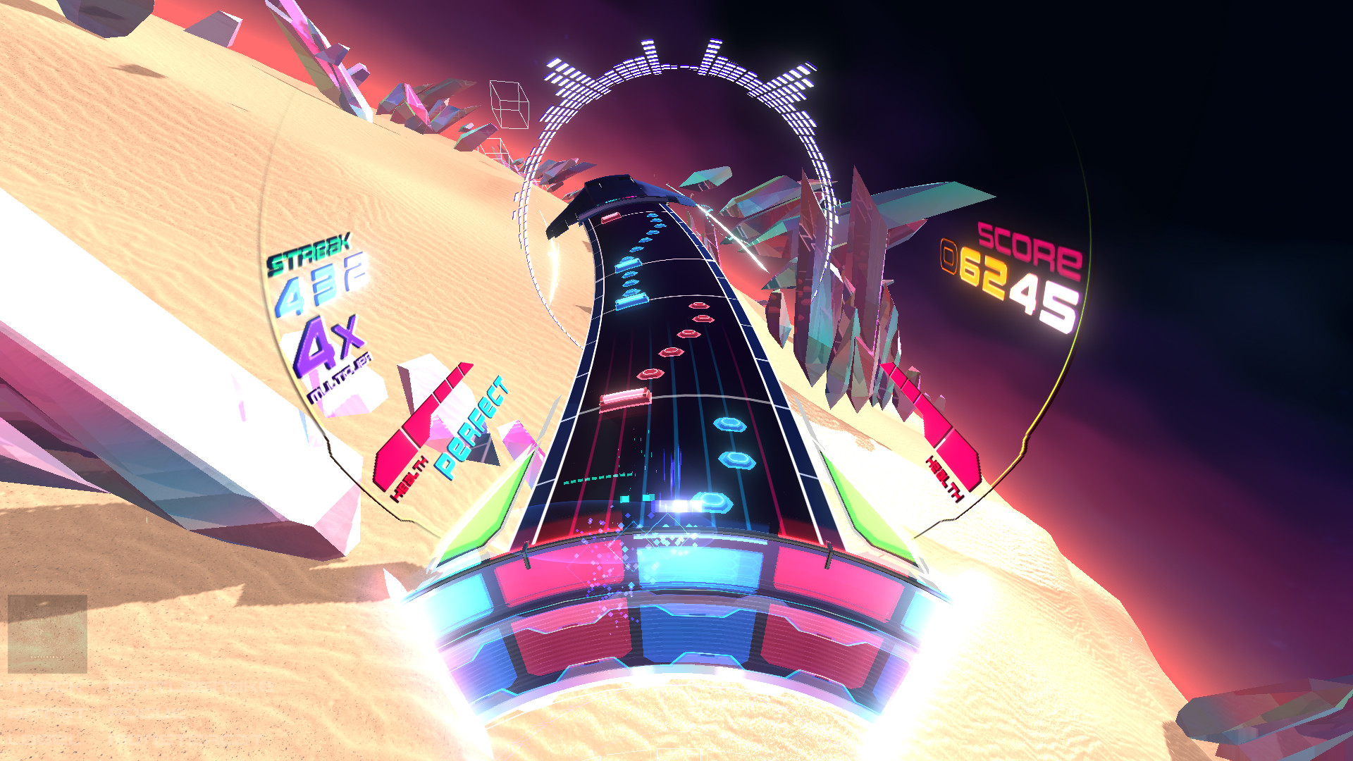 Spin Rhythm XD Early Access Review