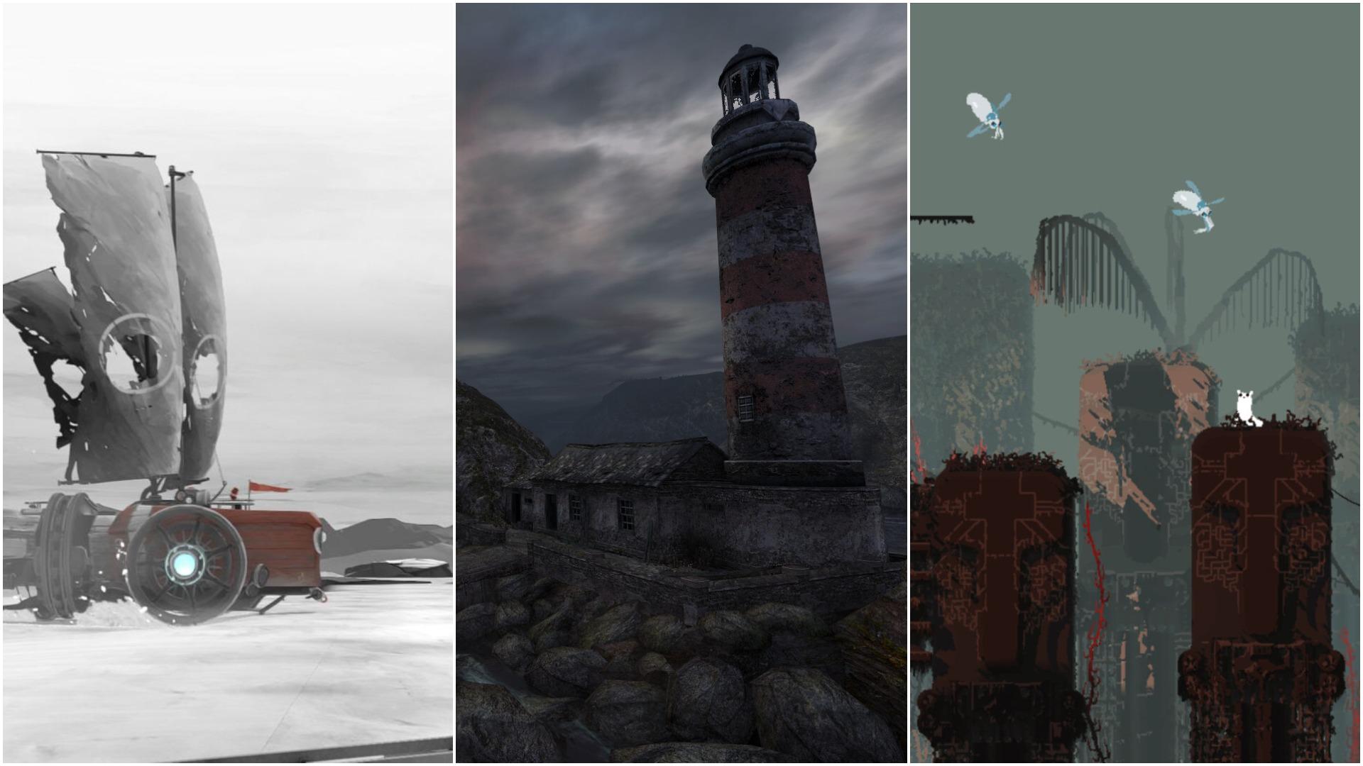 7 Indie Games Like Death Stranding