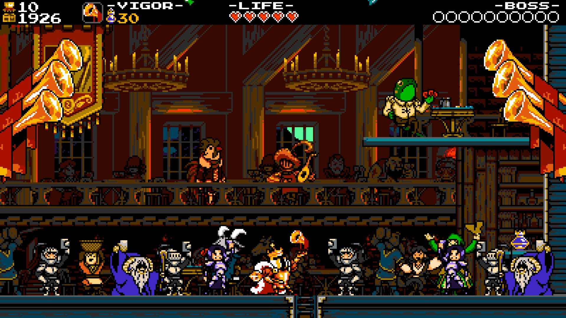 Shovel Knight King Of Cards Review The Indie Game Website