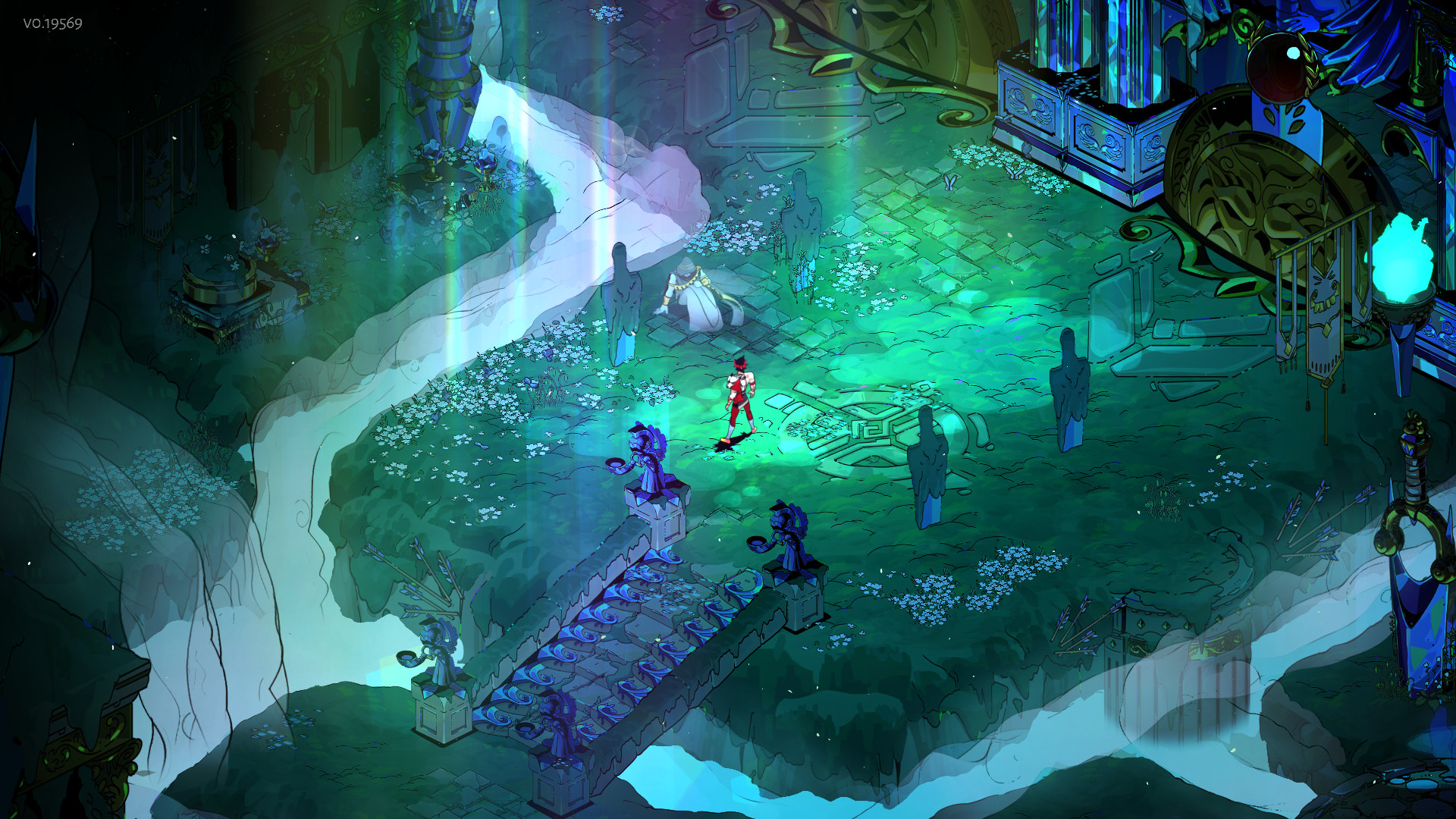 Bastion devs launch dungeon crawler Hades into Early Access this week