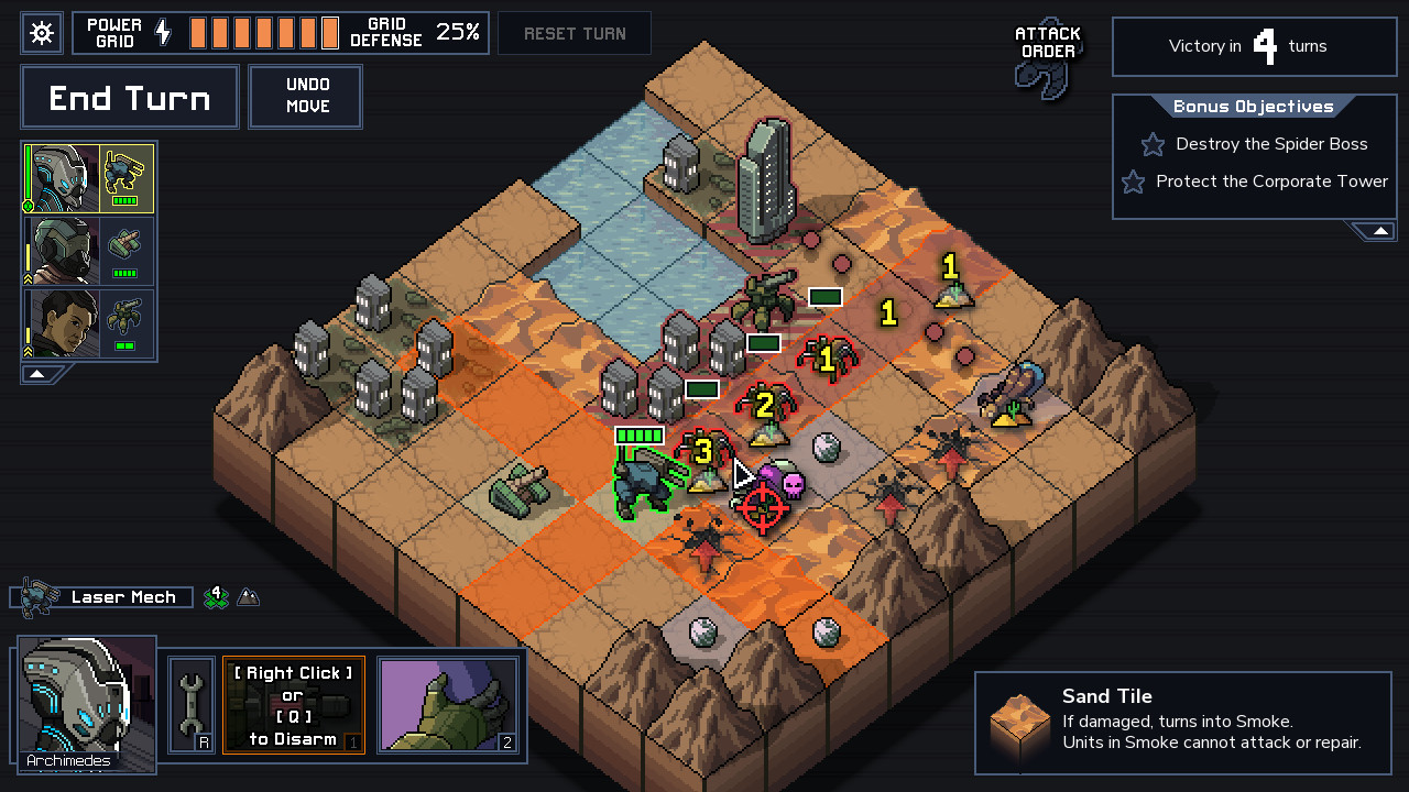Get Into The Breach for free on Epic today only