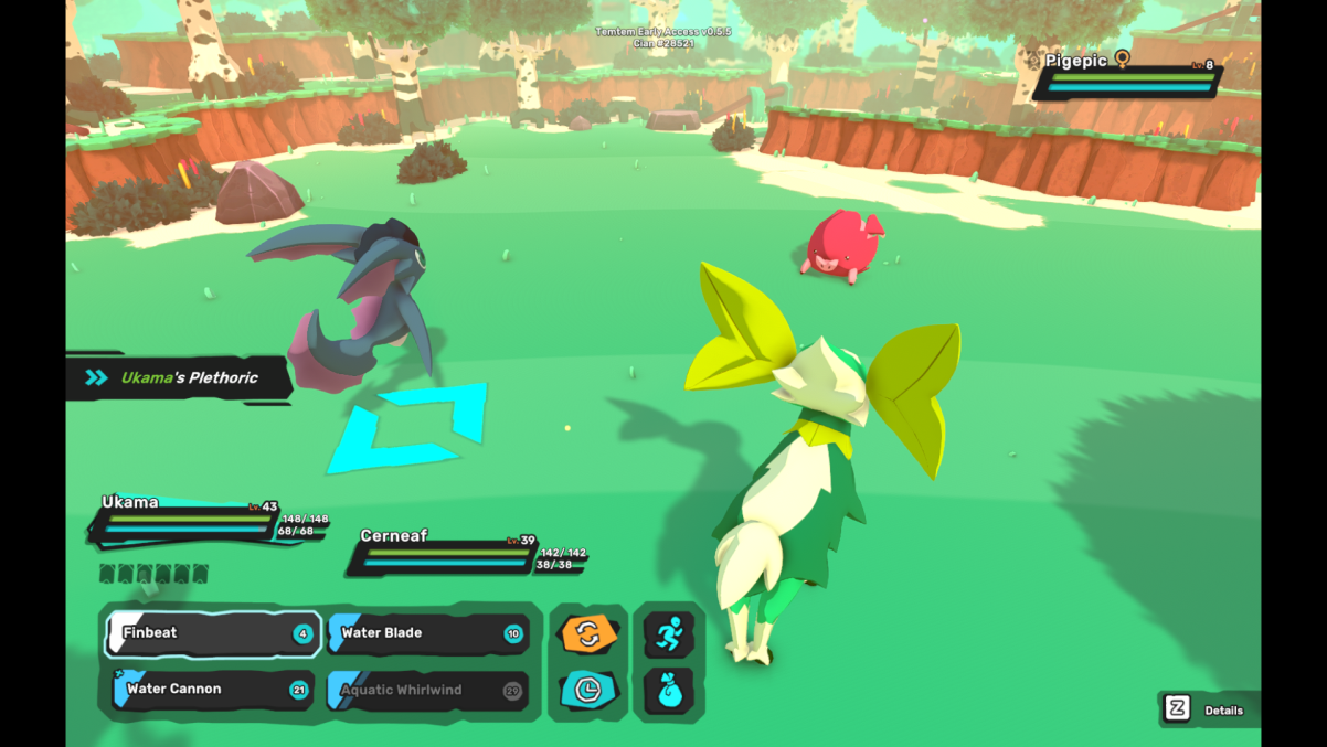 Temtem Causes Inexplicable Backlash By Offering Pronouns