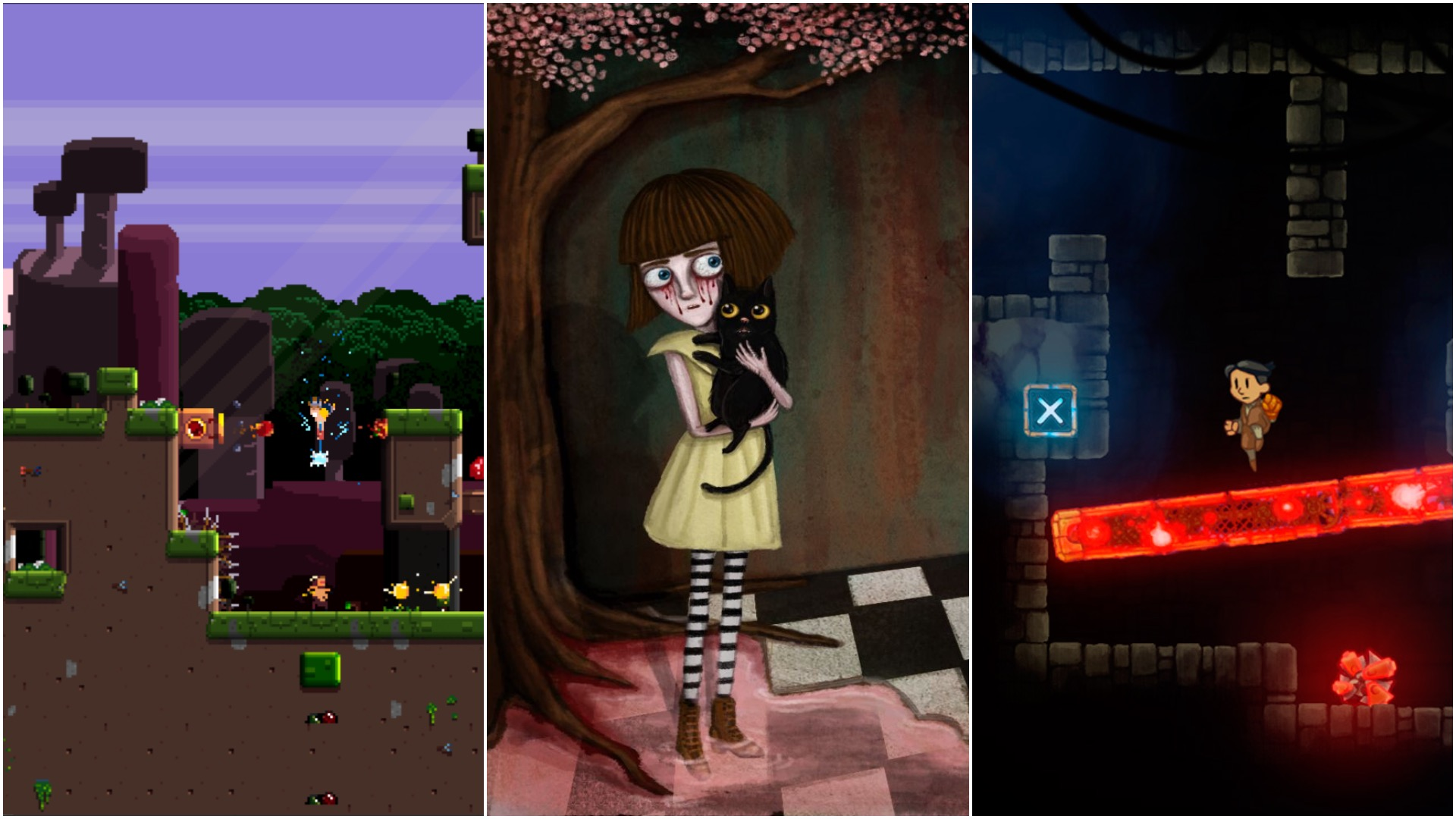 The 7 Best Free Indie Game Demos
