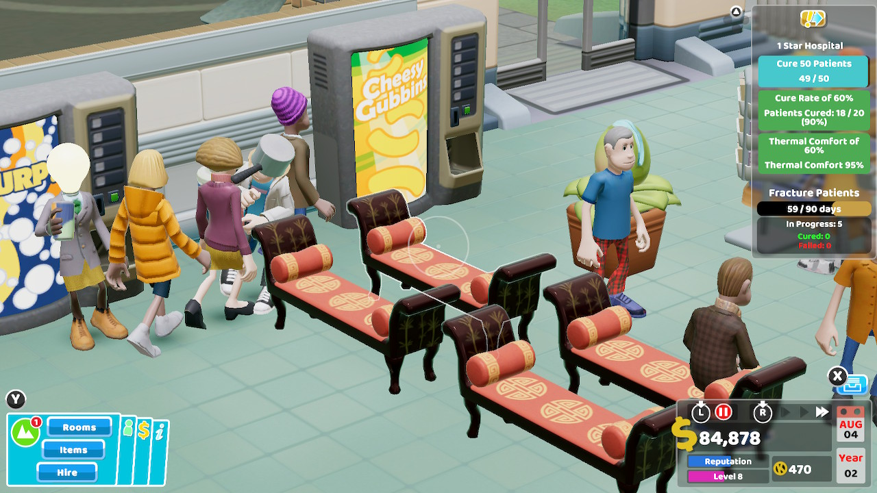 Two Point Hospital Switch Review