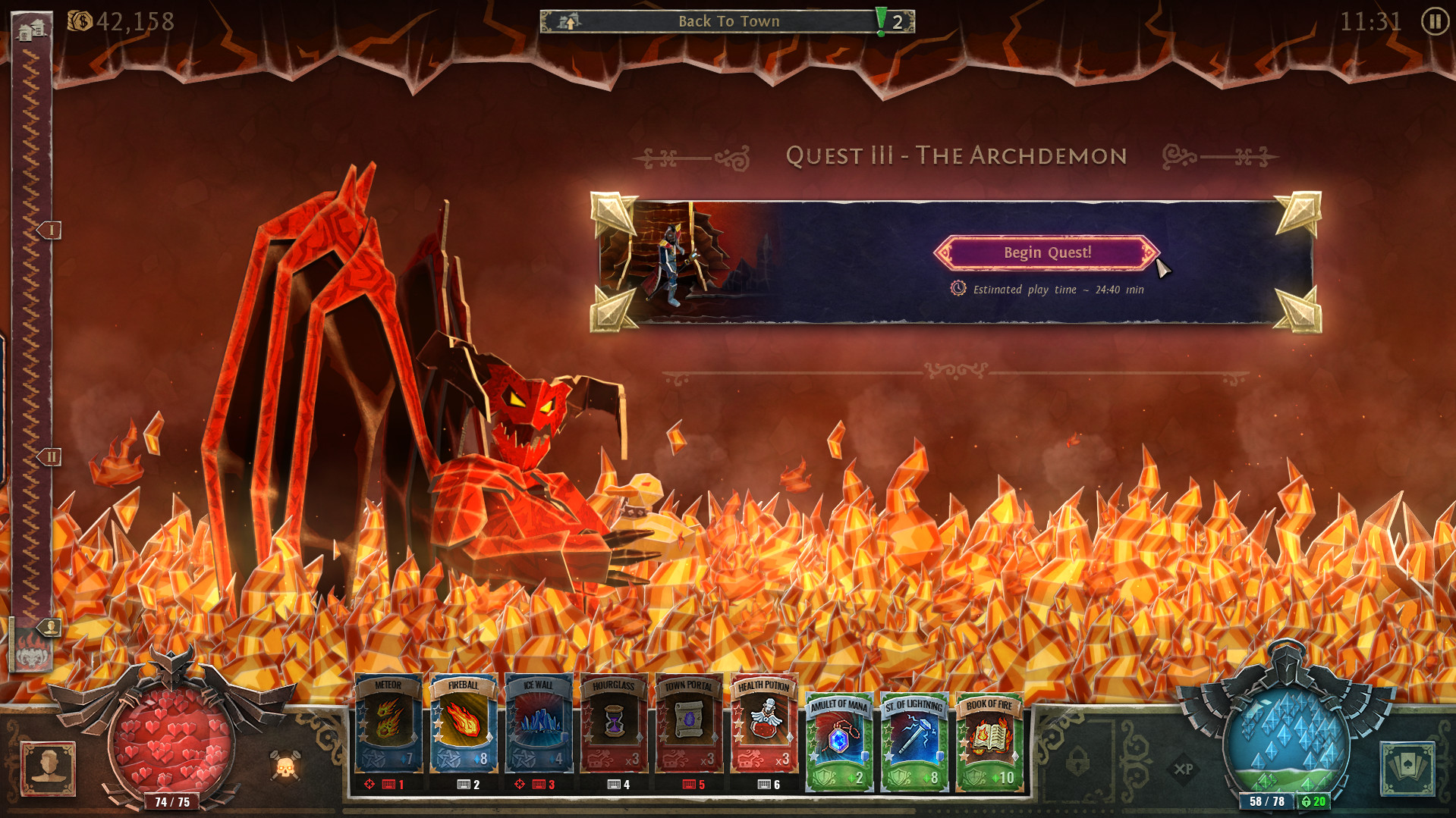 Diablo-like Book Of Demons Launches On iPad This Week