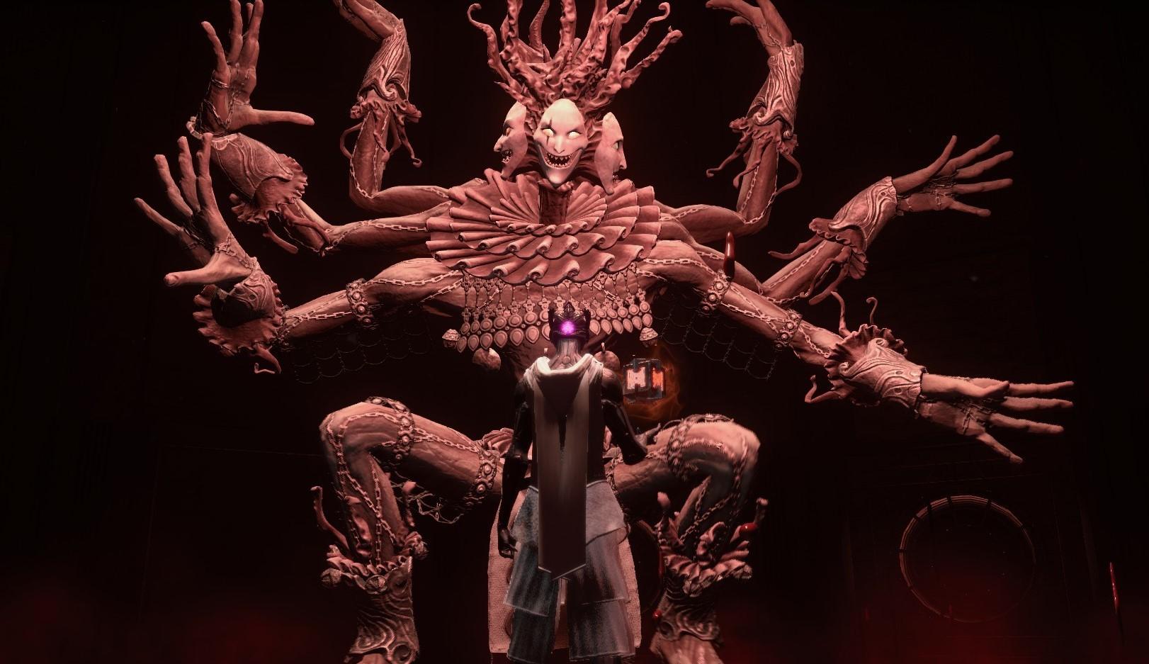Hellpoint Is A Sci-Fi Soulslike In Space