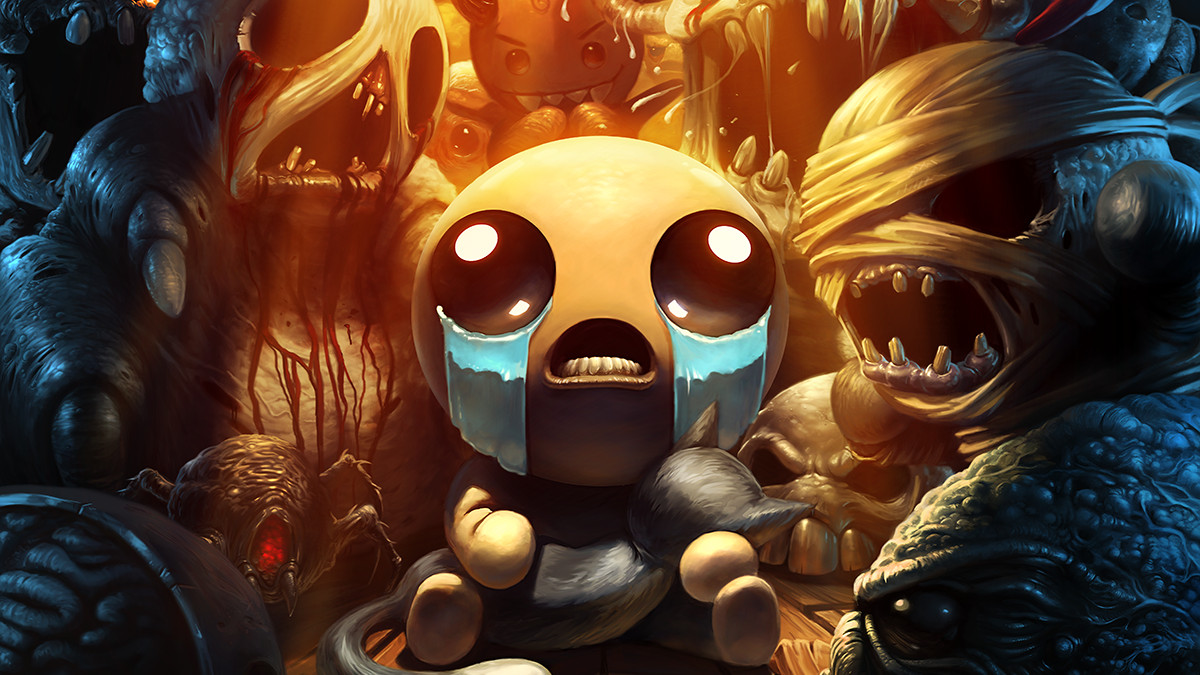 You Should Play The Binding Of Isaac: Rebirth