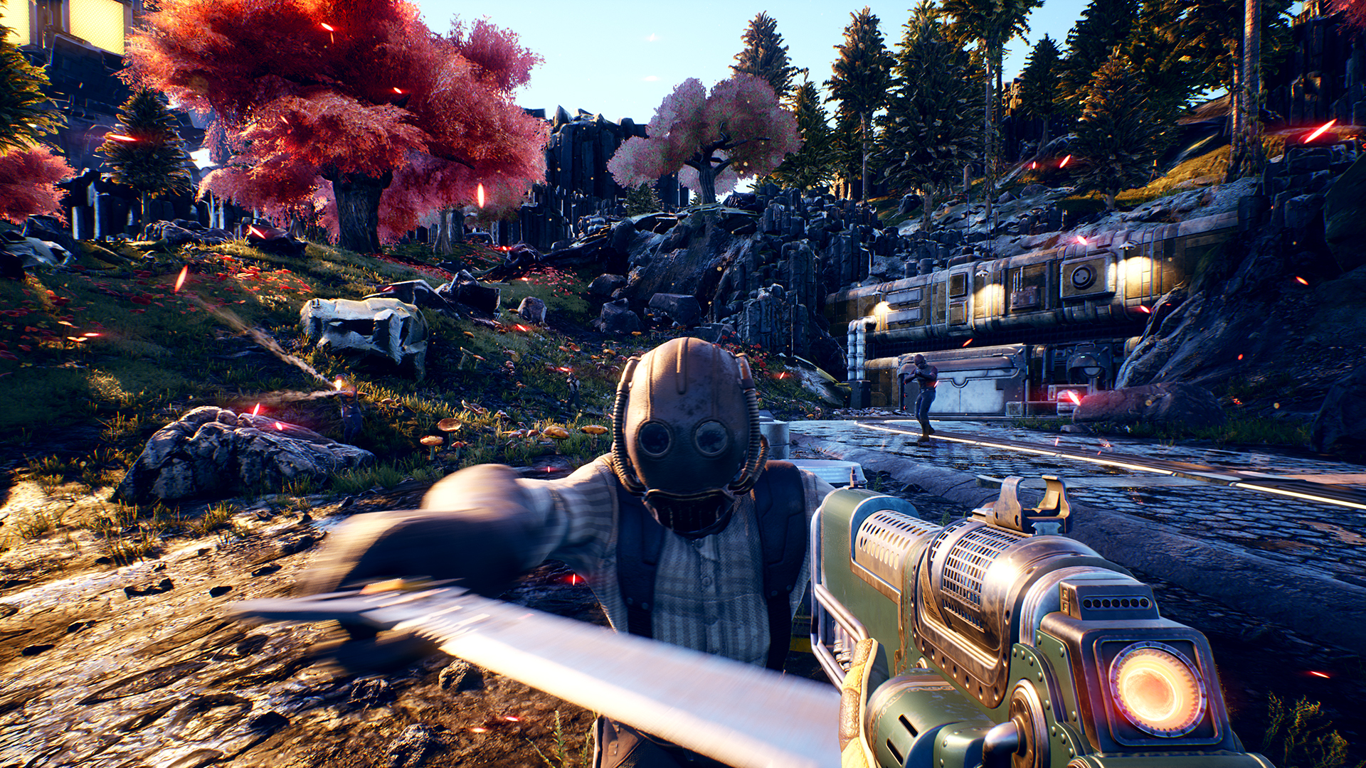 You'll Soon Have The Outer Worlds In Your Pocket