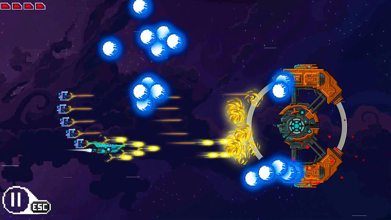 Galaxy Warfighter