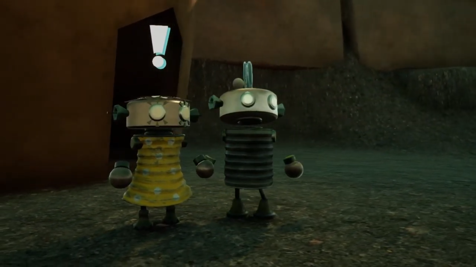 Misc Is An Indie Chibi Robo And It's Adorable