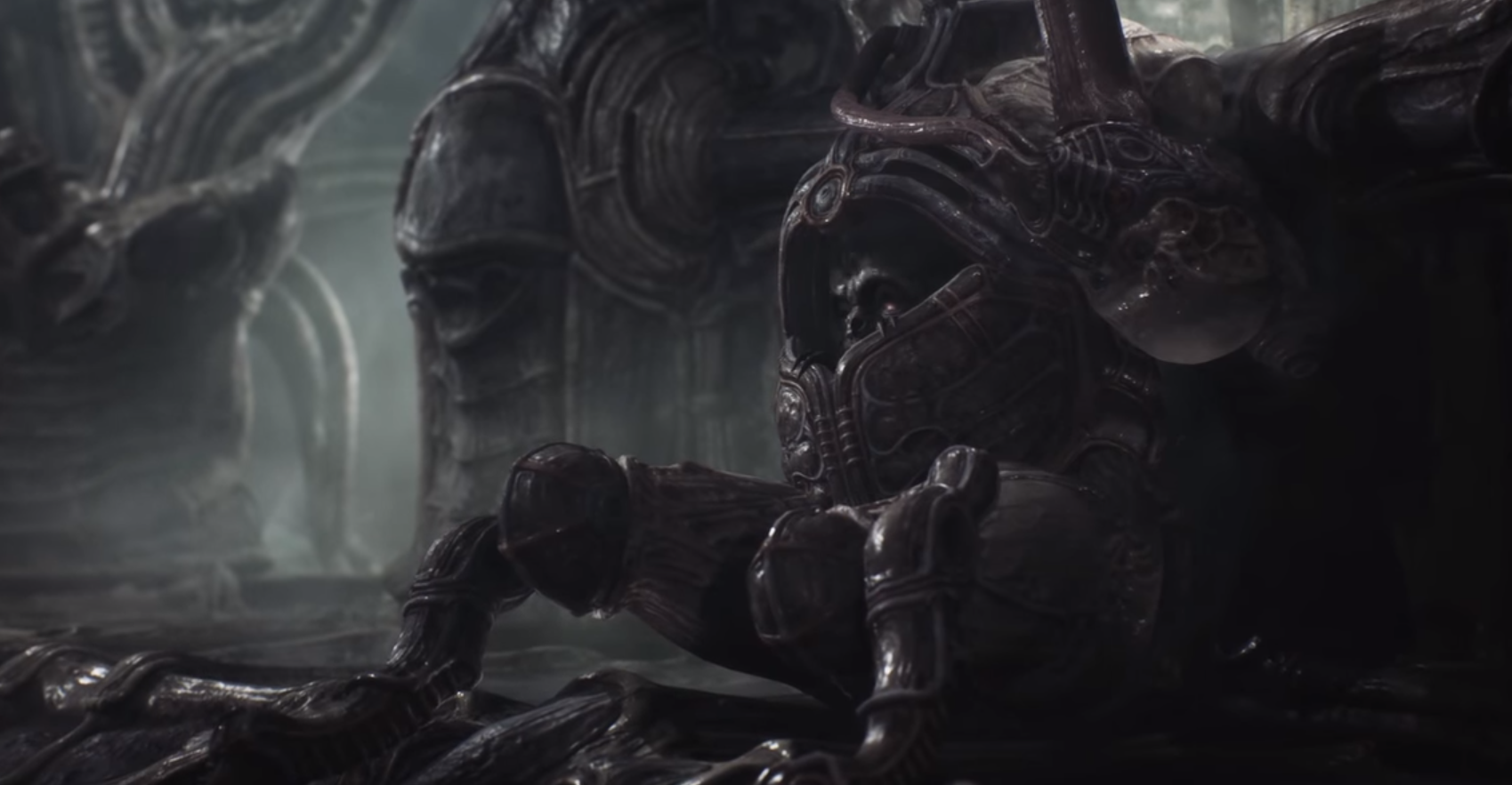 Scorn Looks Gross And We Can't Look Away