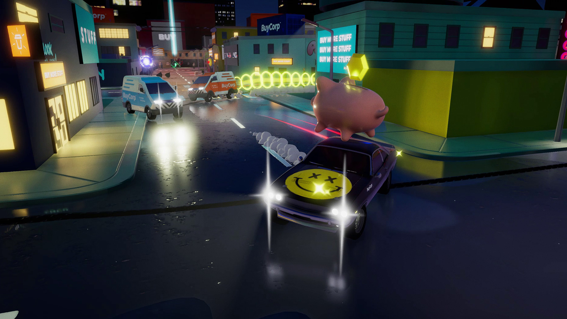 Drive Buy Is Twisted Metal Meets Crazy Taxi