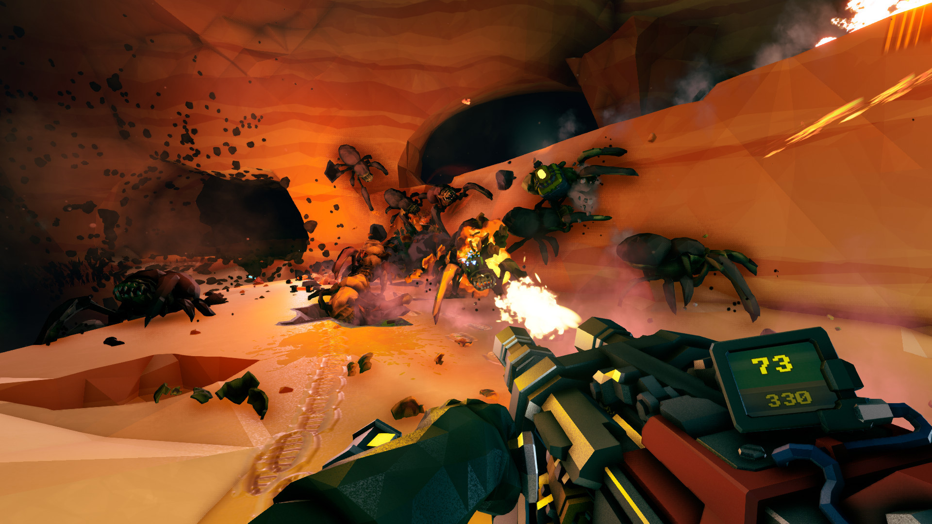 Deep Rock Galactic Is Minecraft With Dwarfs In Space
