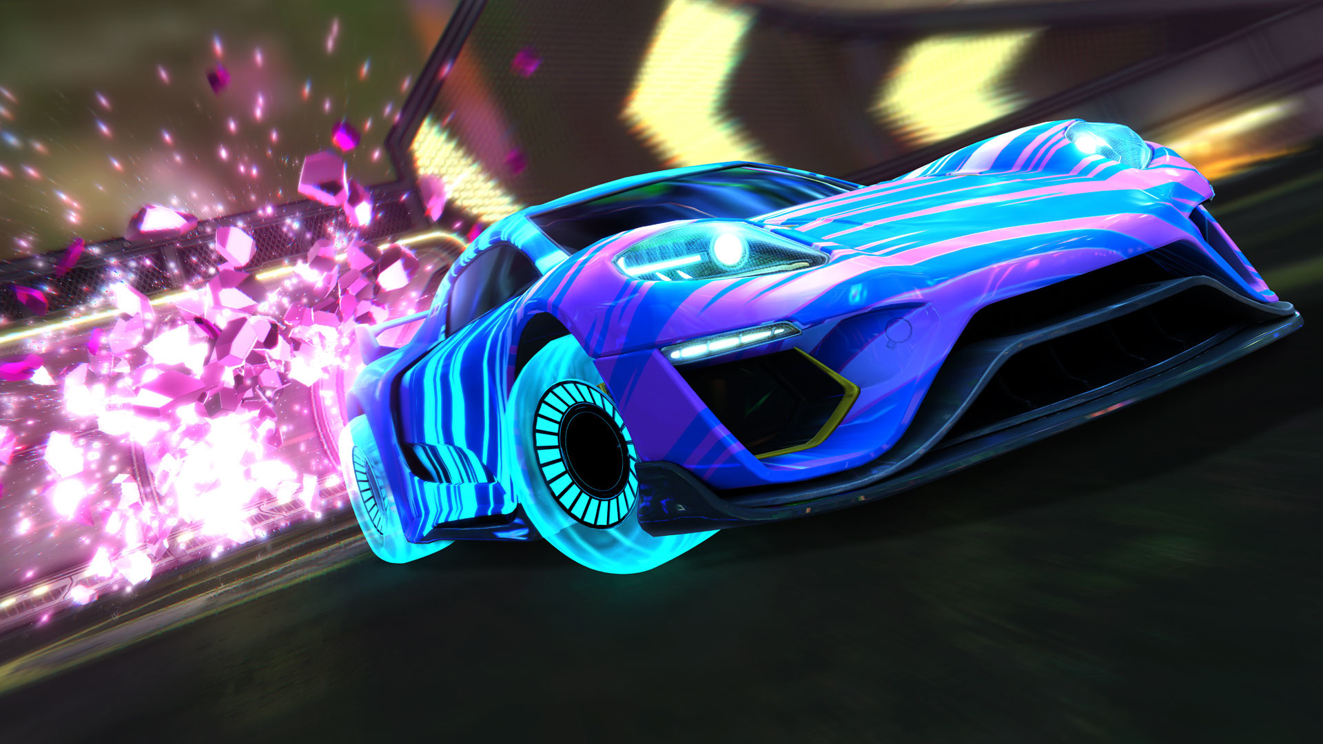 Buy Rocket League On The Epic Store For Free Money