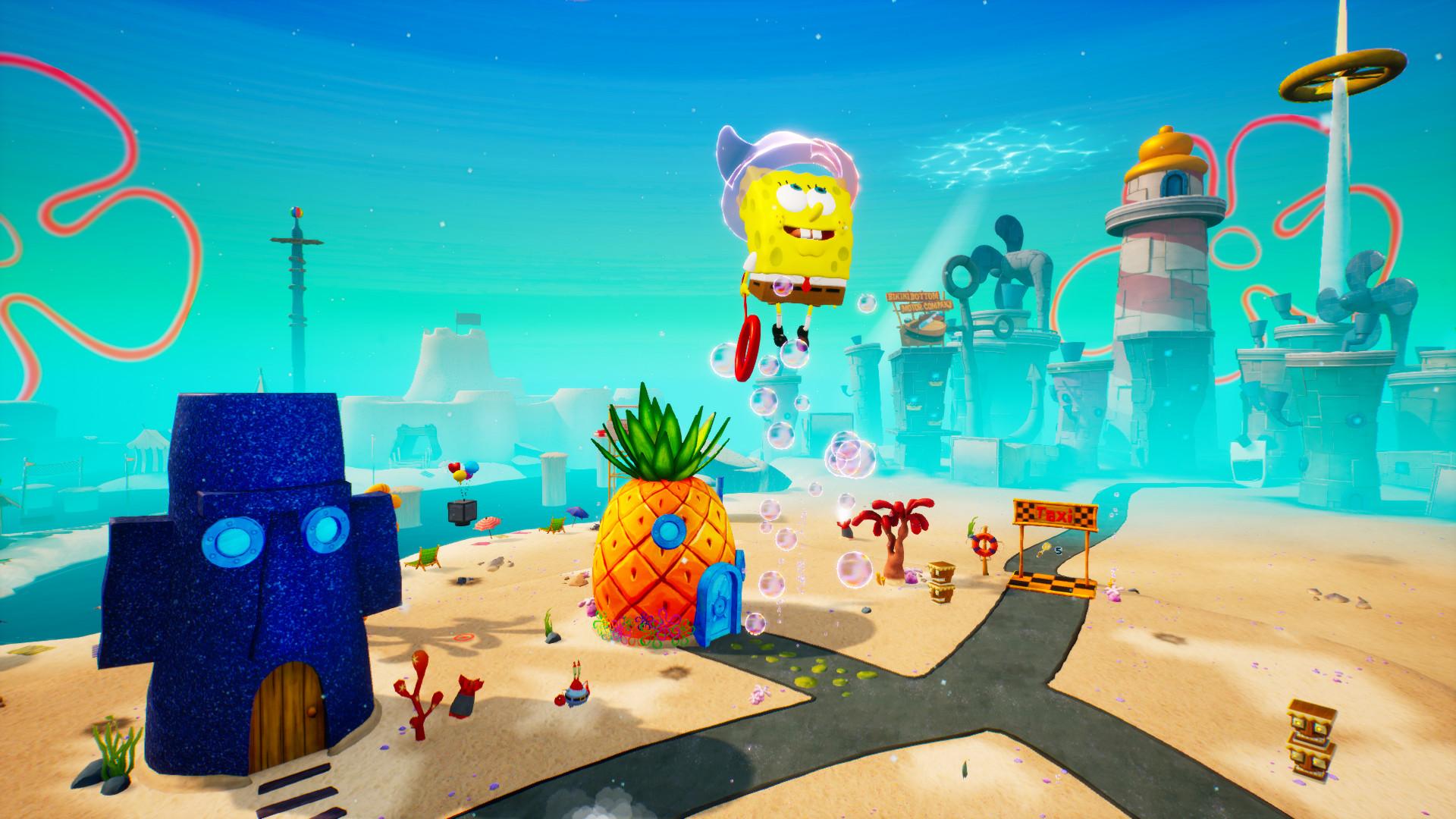 SpongeBob Squarepants Battle For Bikini Bottom – Rehydrated Review