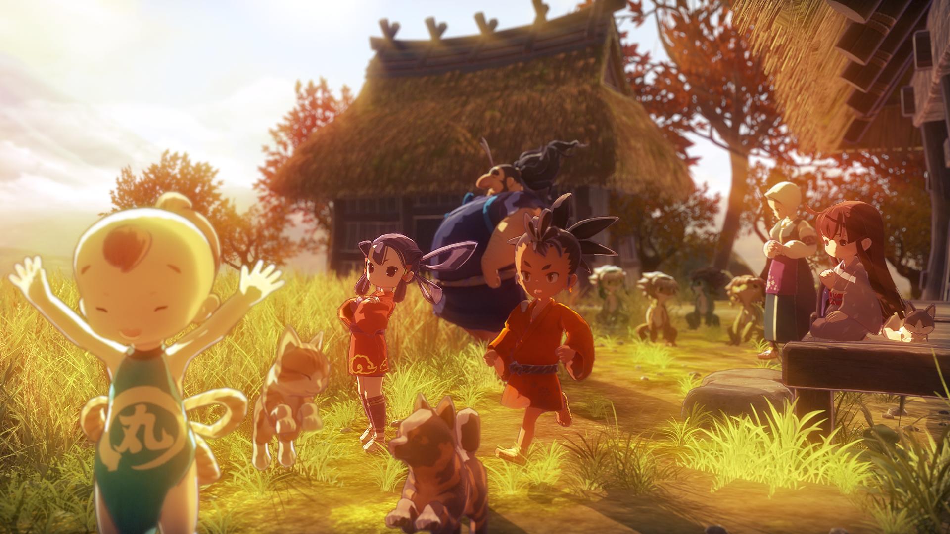 Sakuna: Of Rice And Ruin Looks Incredibly Cool