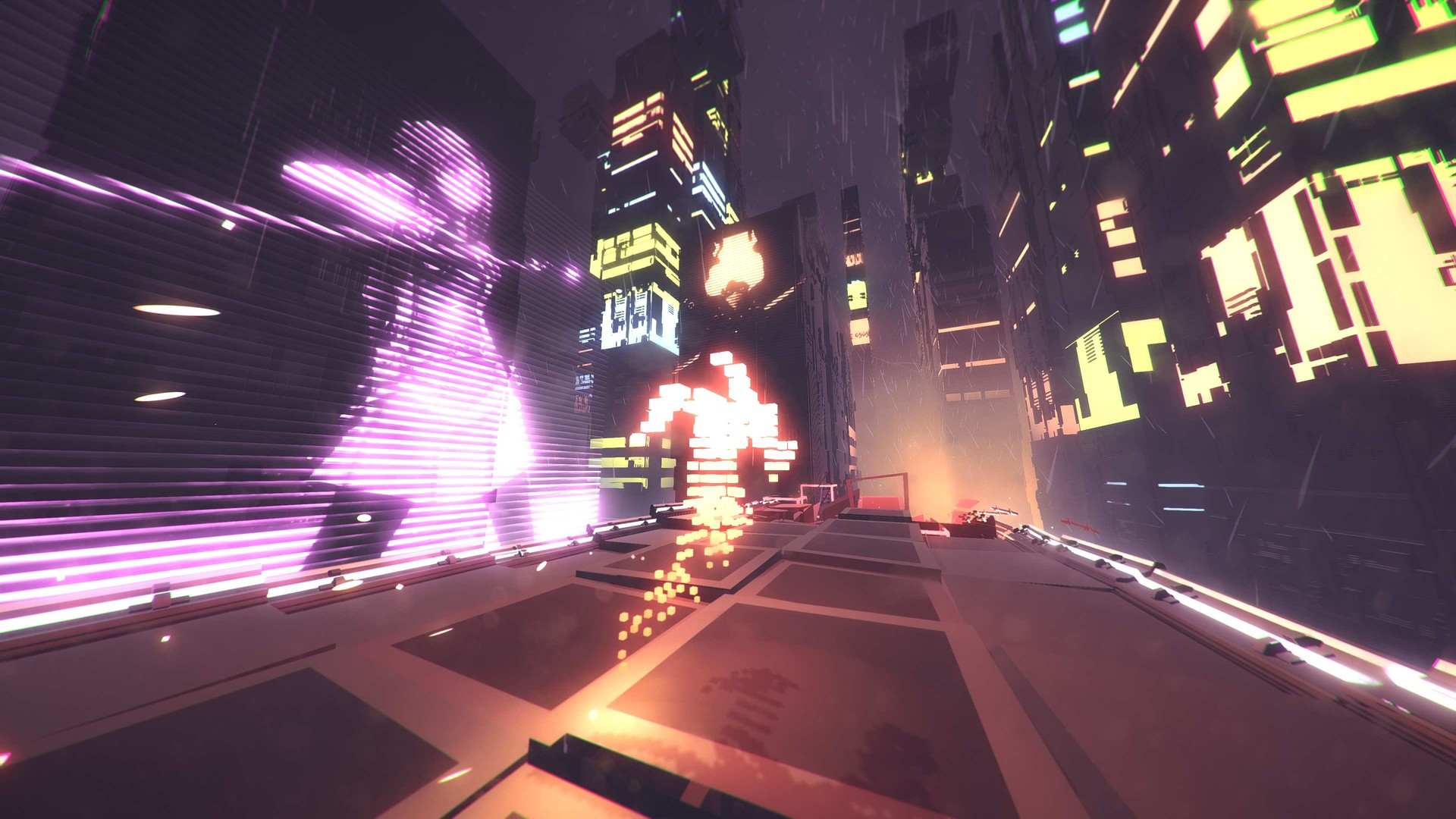 Recompile Is A Stunning Looking Hacking Game