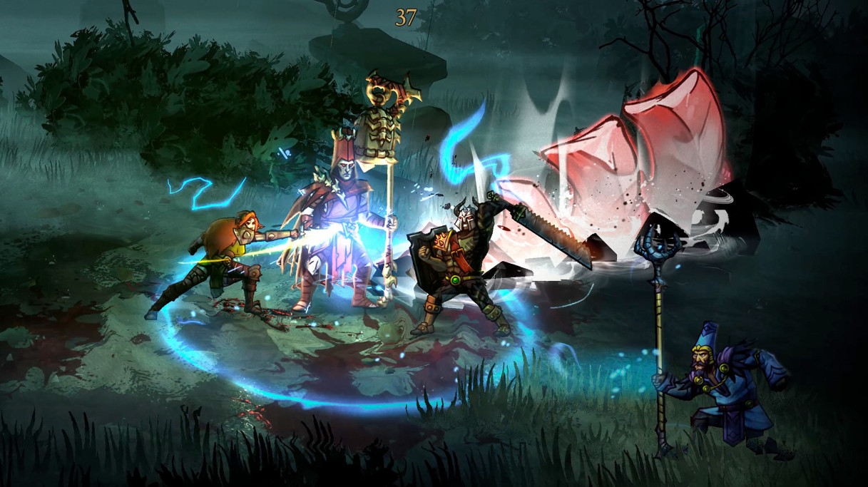Check Out Blightbound In The Beta Starting Tomorrow