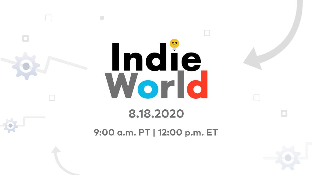 Nintendo Are Doing Another Indie World Showcase Today